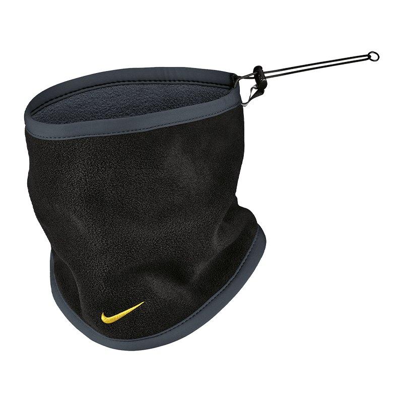 Nike Reversible Neck Warmer Schwarz F079 - schwarz