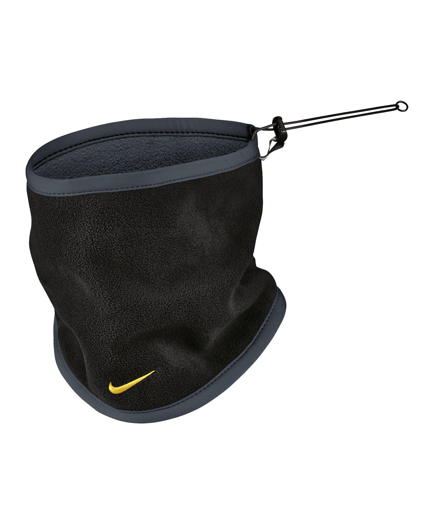 Nike Reversible Neckwarmer Gesichtsmaske F079 - schwarz