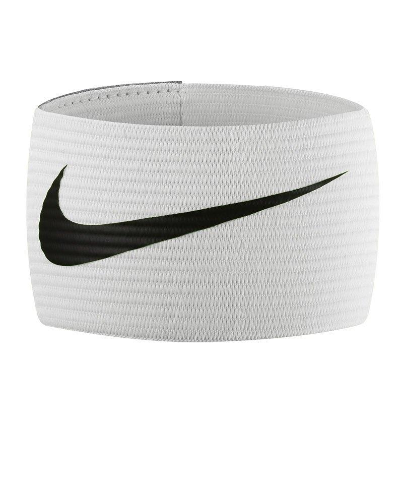 Nike Kapitänsbinde Futbol Armband 2.0 Weiss F101 - weiss
