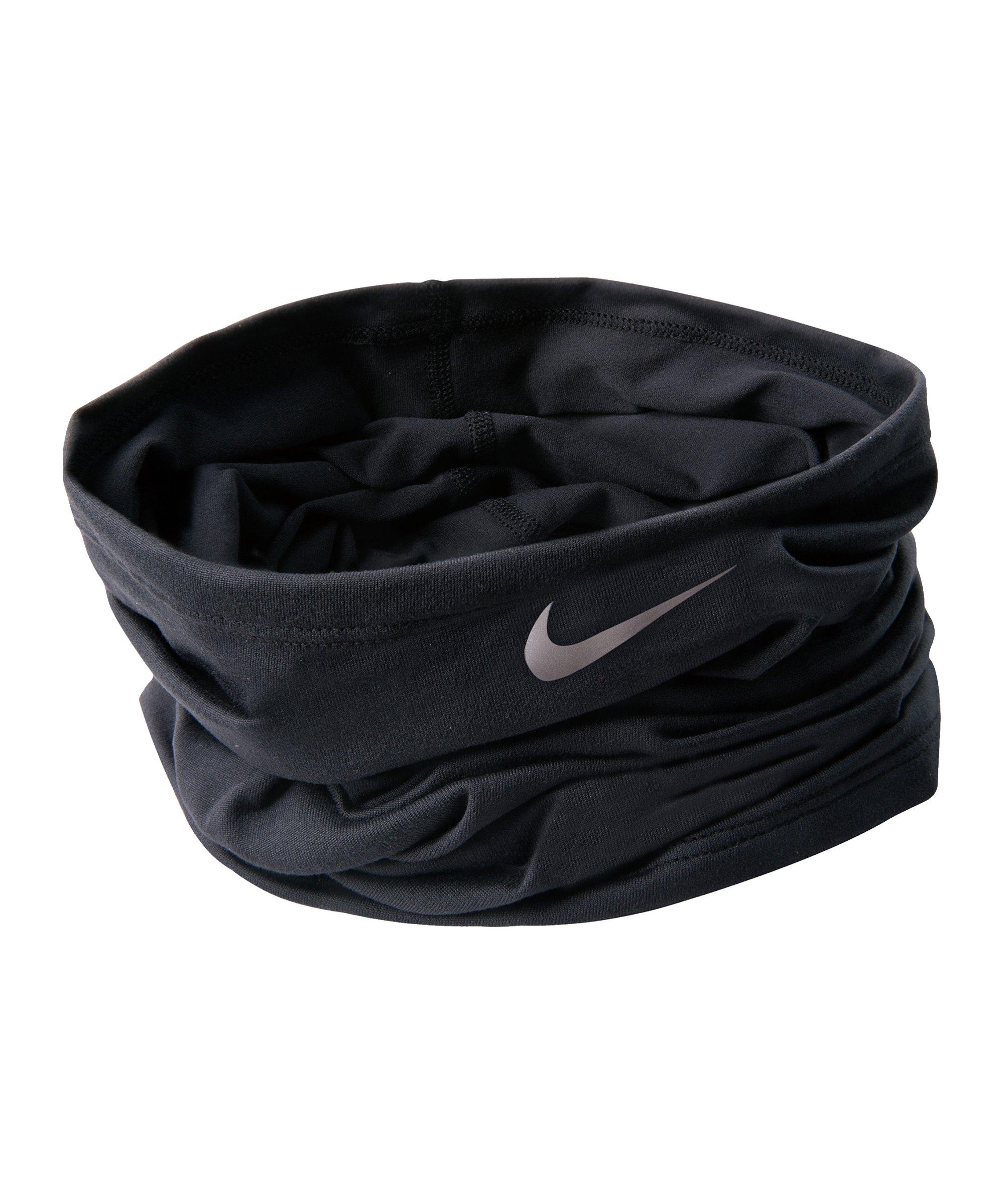 Nike Therma-Fit Wrap Neckwarmer Schwarz F011 - schwarz