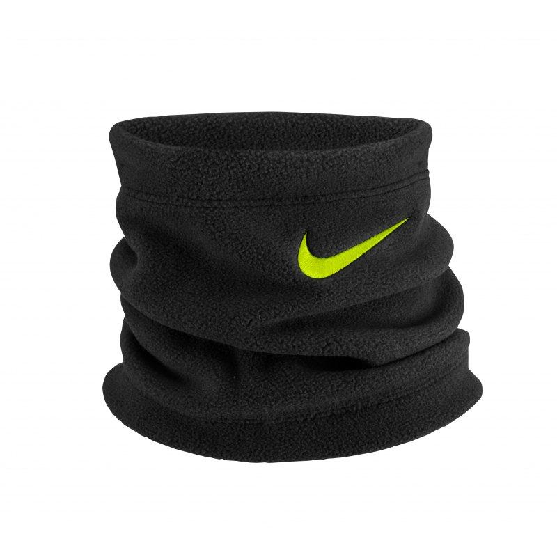 Nike Fleece Neck Warmer Youth Kids Schwarz F007 - schwarz