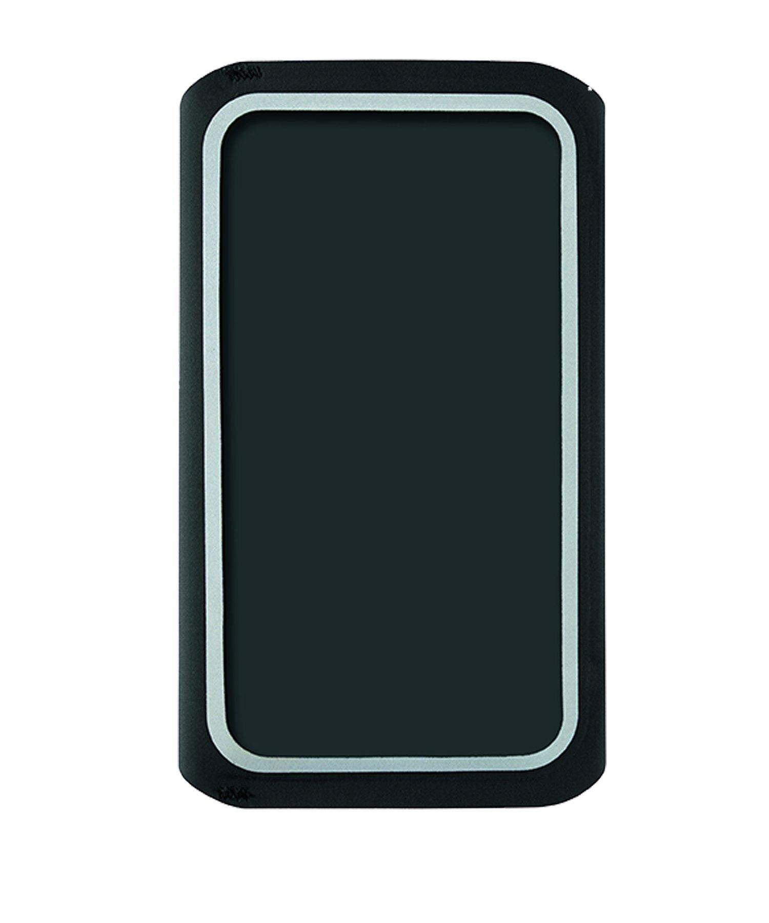 Nike Handheld Handy Schwarz Silber F082 - schwarz