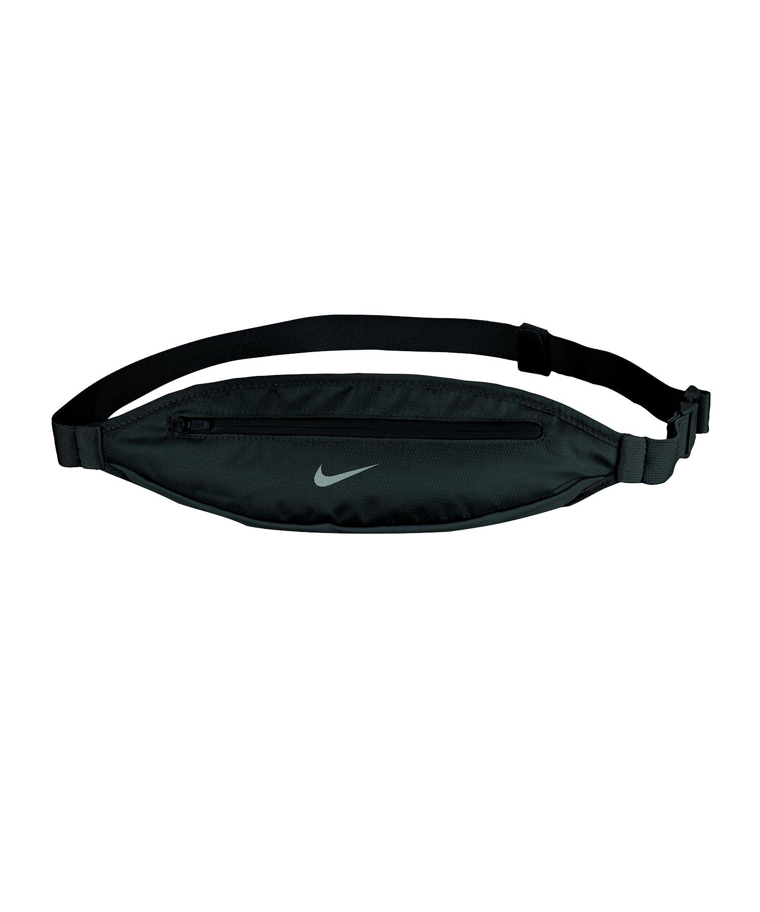 Nike Capacity Waistpack 2.0 Gr.S Schwarz F082 - schwarz