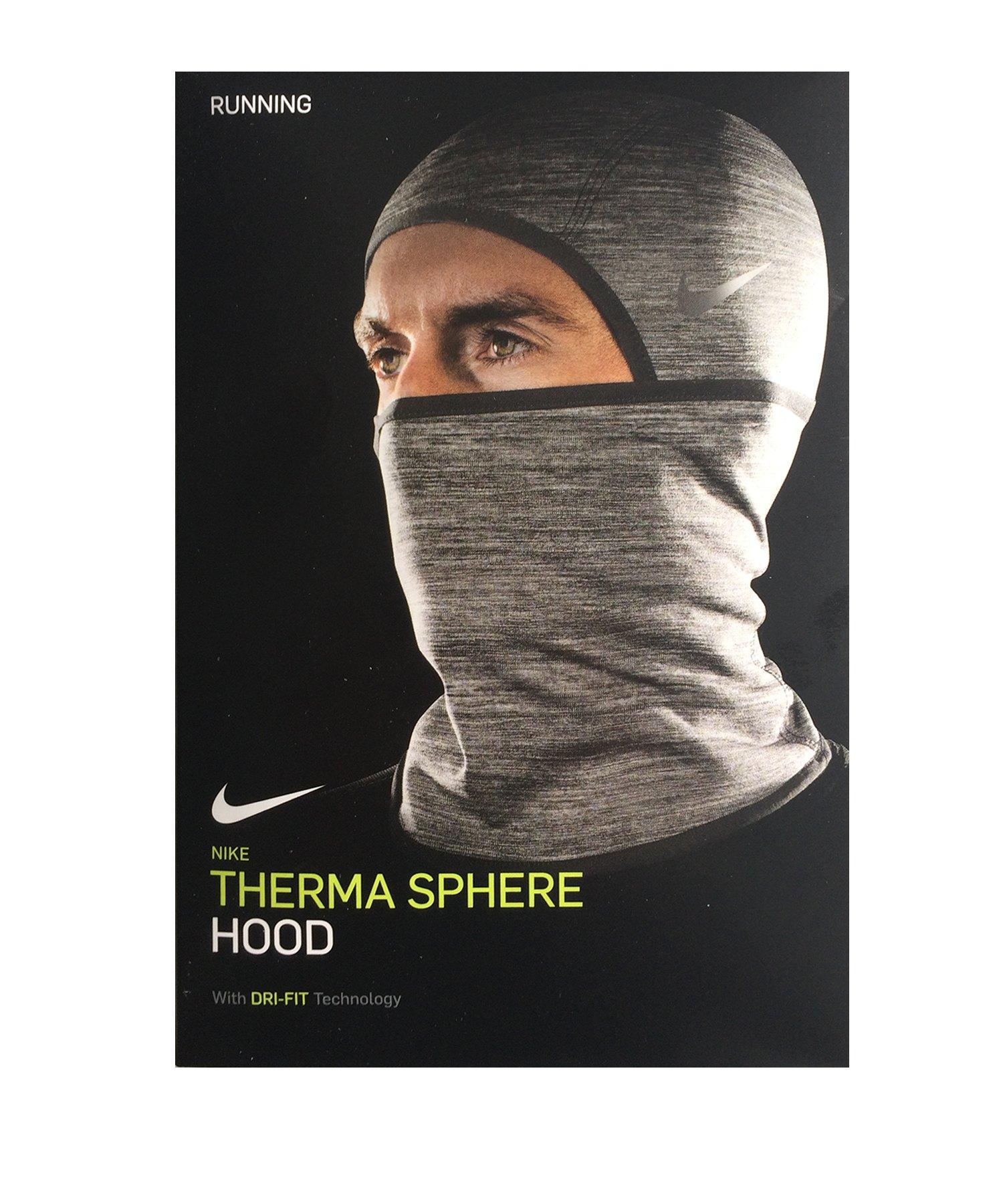 Nike Therma Sphere Sturmhaube Running F068 - grau