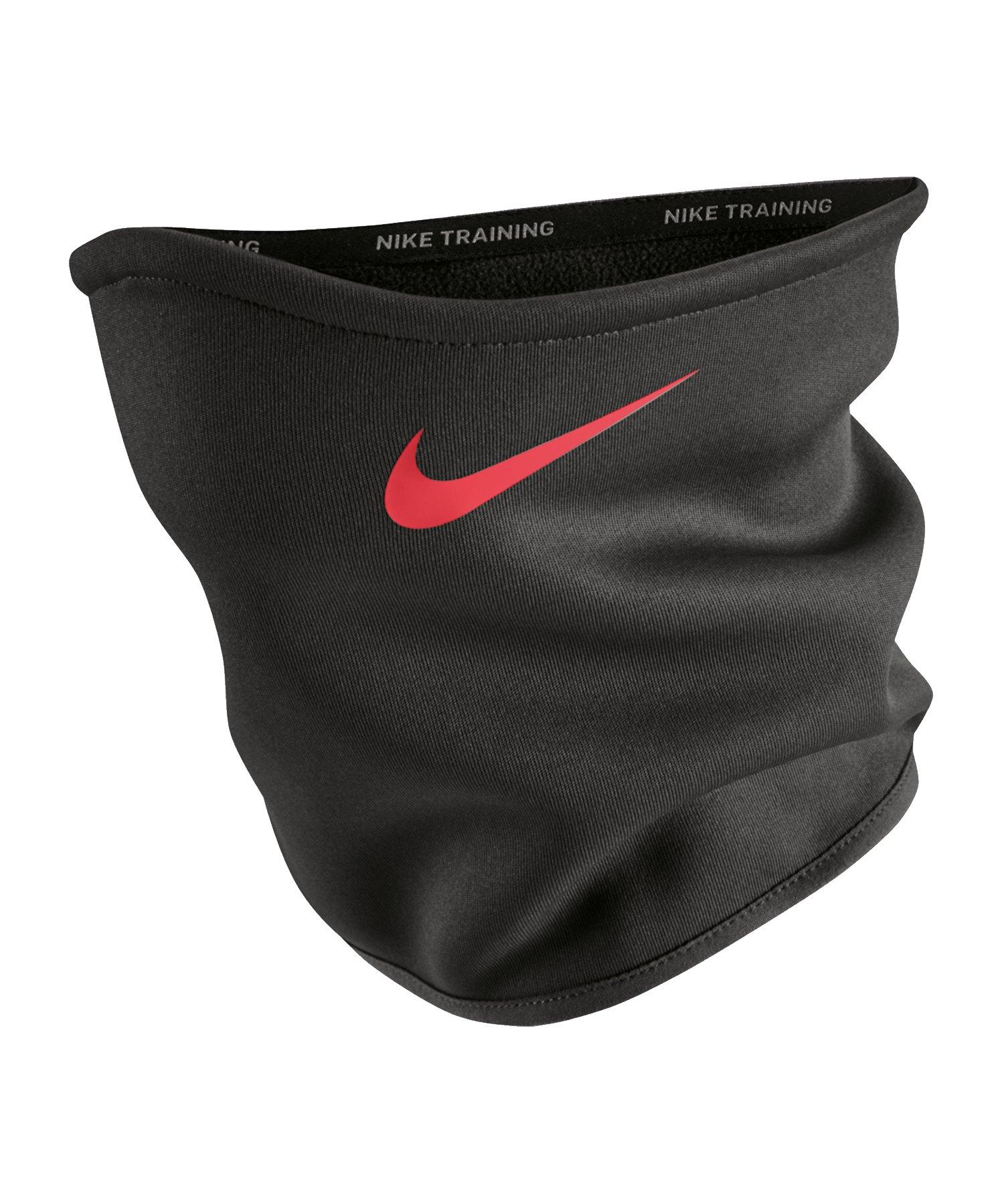 Nike Therma Neckwarmer Kids Gesichtsmaske F083 - schwarz