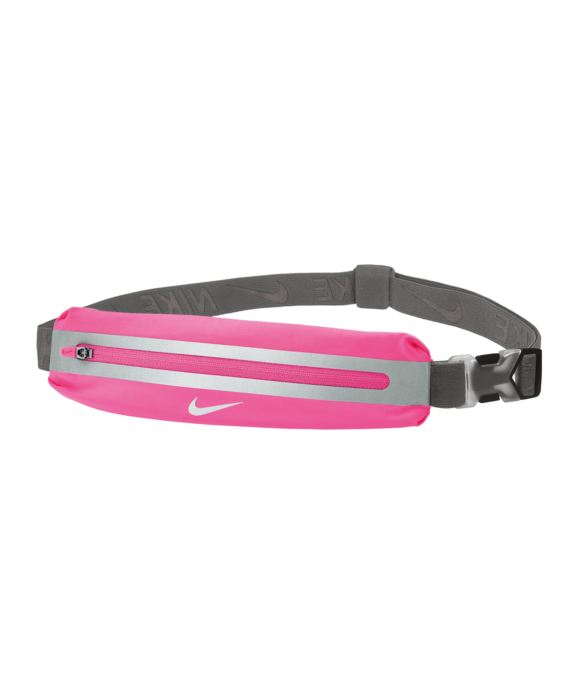Nike Slim Waistpack 2.0 Hüfttasche Pink Grau F688 - pink