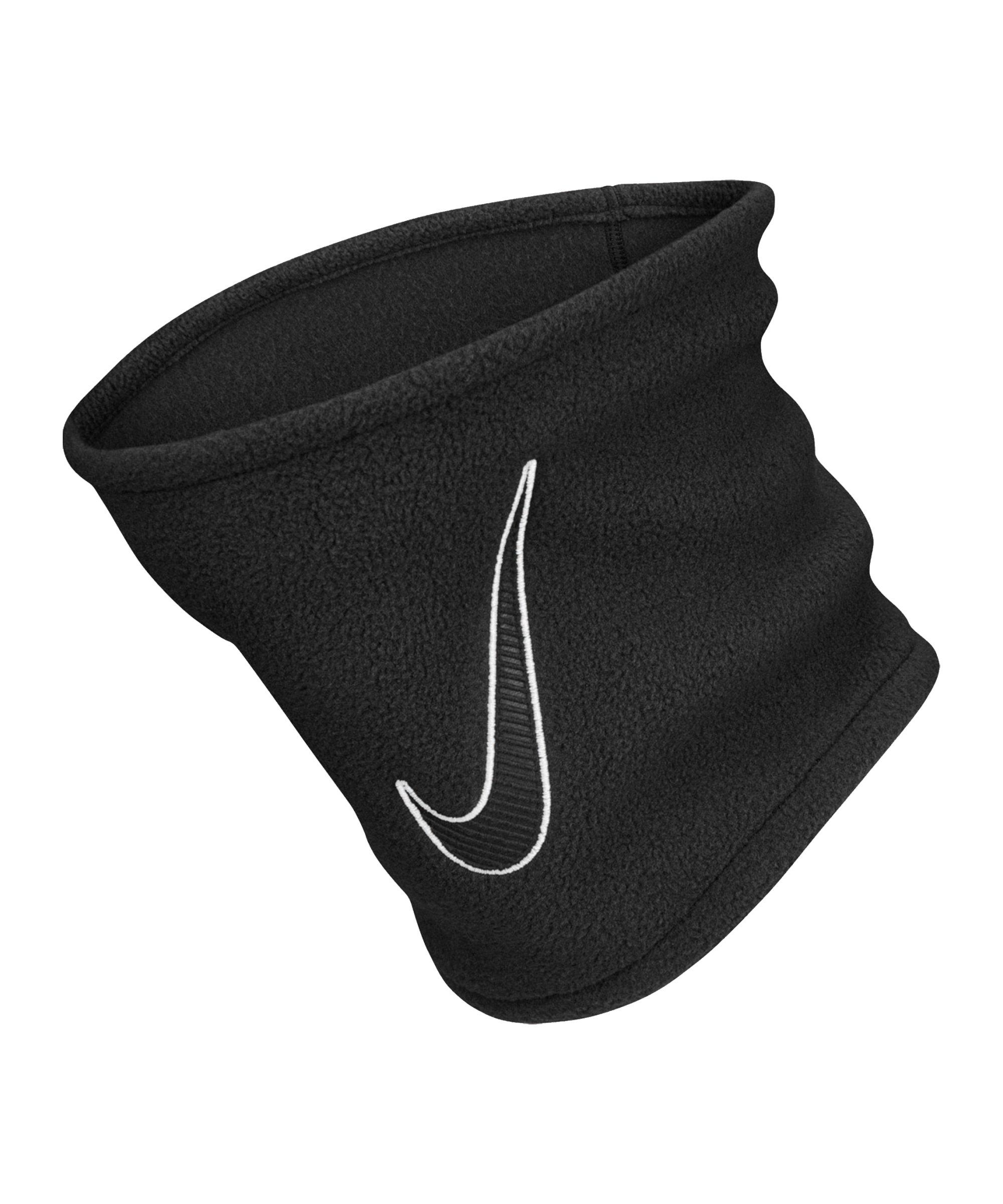 Nike Fleece 2.0 Neckwarmer Kids Schwarz F010 - schwarz