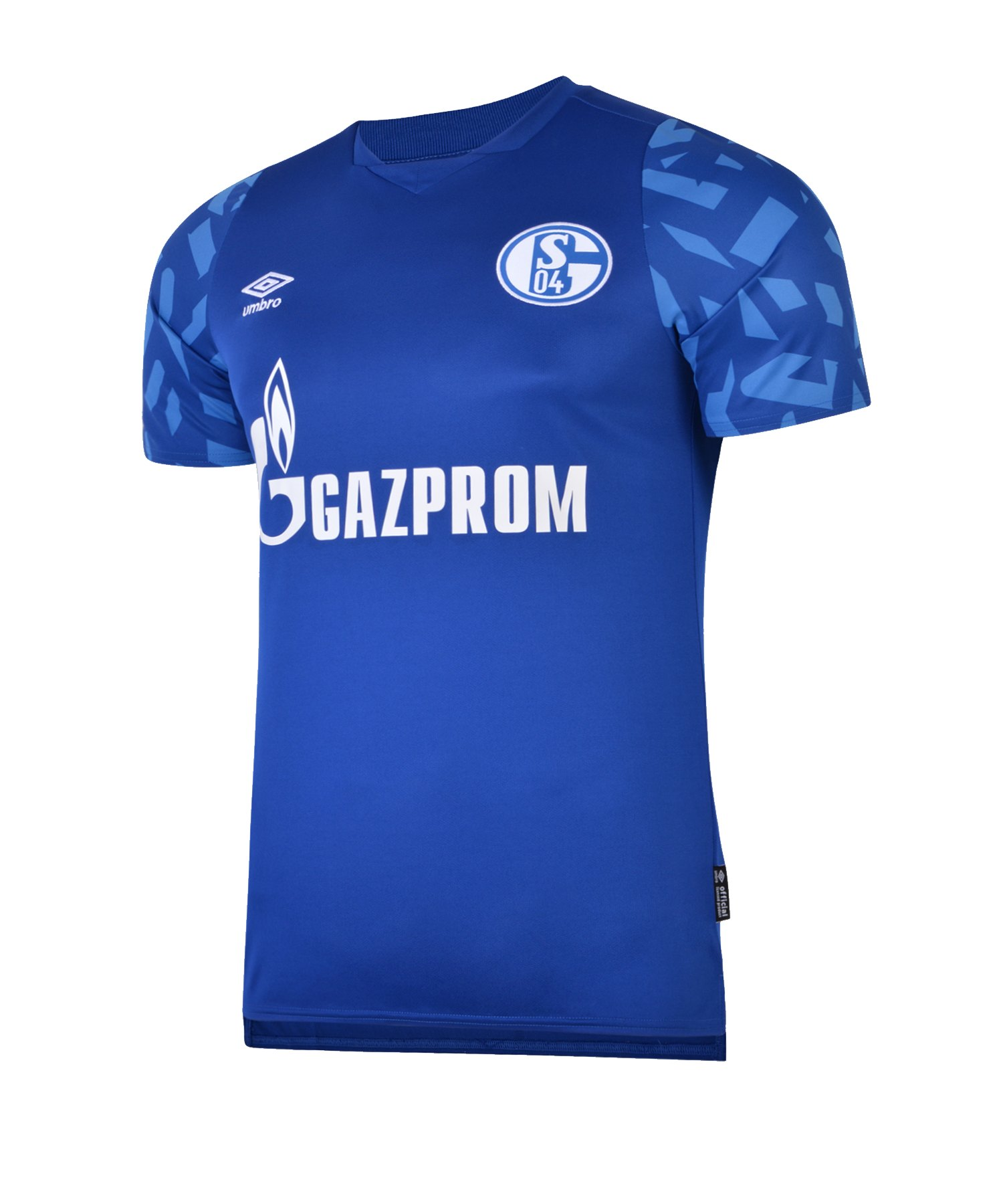 Umbro FC Schalke 04 Trikot Home 2019/2020 Blau - blau