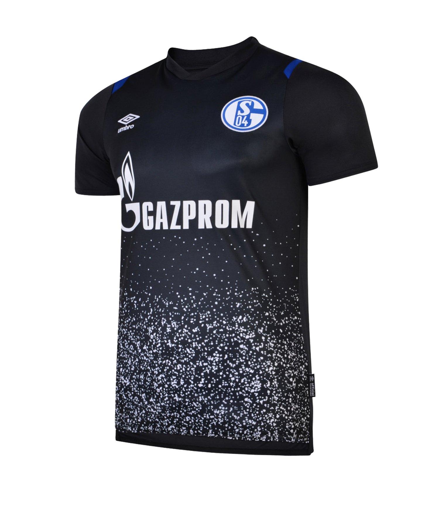 Umbro FC Schalke 04 Trikot 3rd 2019/2020 - schwarz