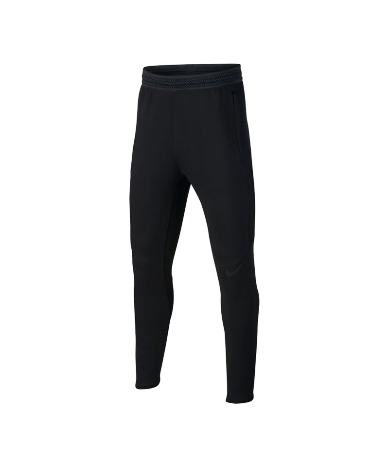 Nike Hose lang Strike Football Pant Kinder F011 - schwarz
