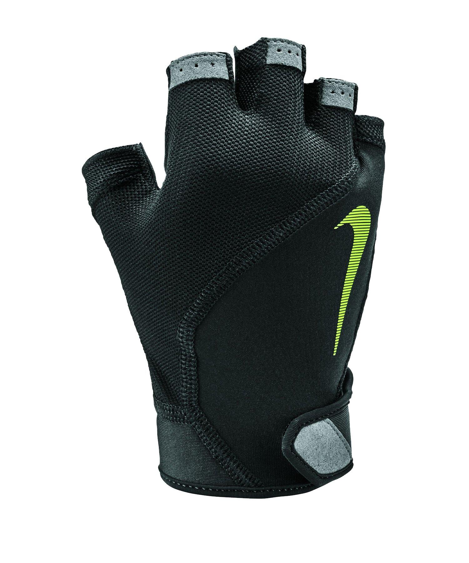 Nike Elemental Fitnesshandschuhe Schwarz F055 - schwarz