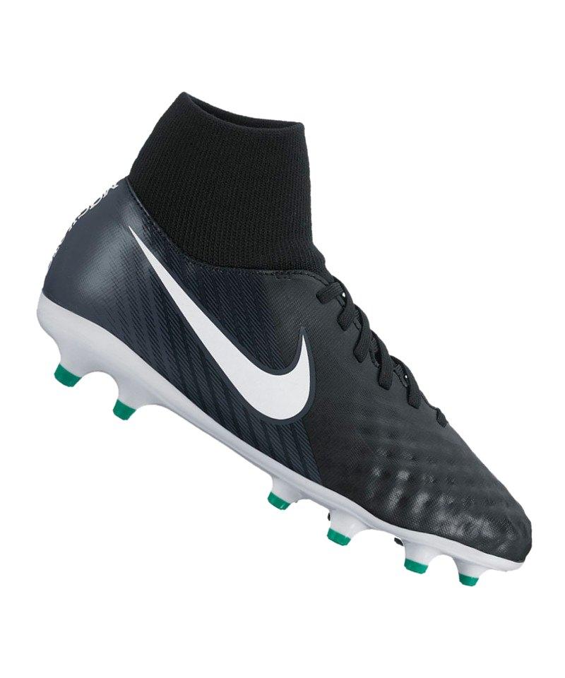 Nike FG Jr Magista Onda II DF Schwarz F002 - schwarz