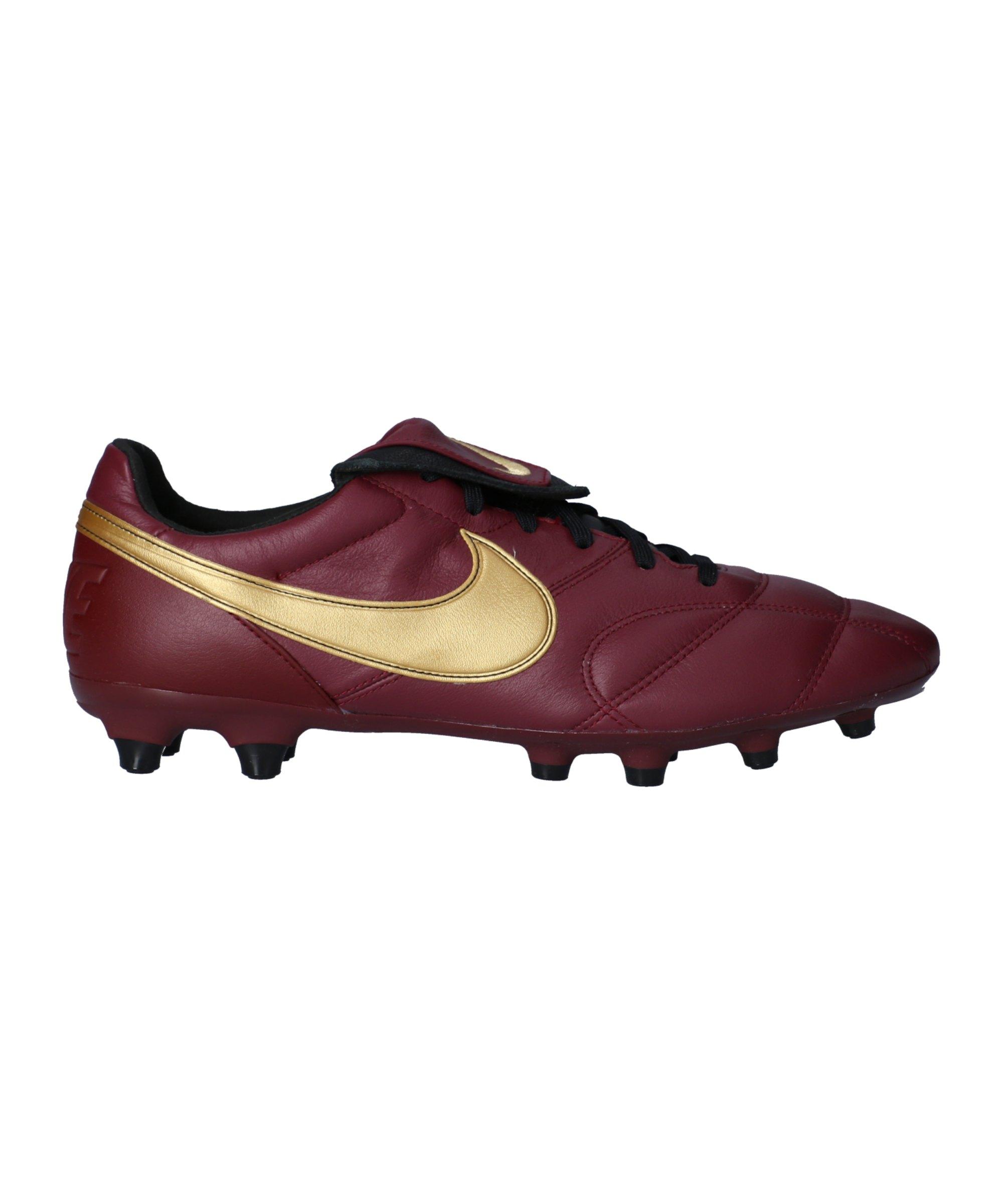 Nike The Premier II FG Rot F690 - rot