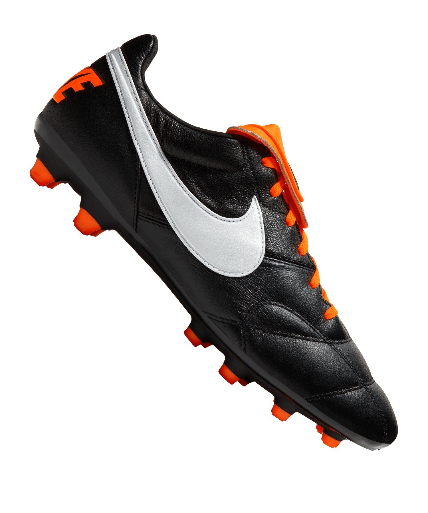 Nike The Premier II FG Schwarz F018 - schwarz
