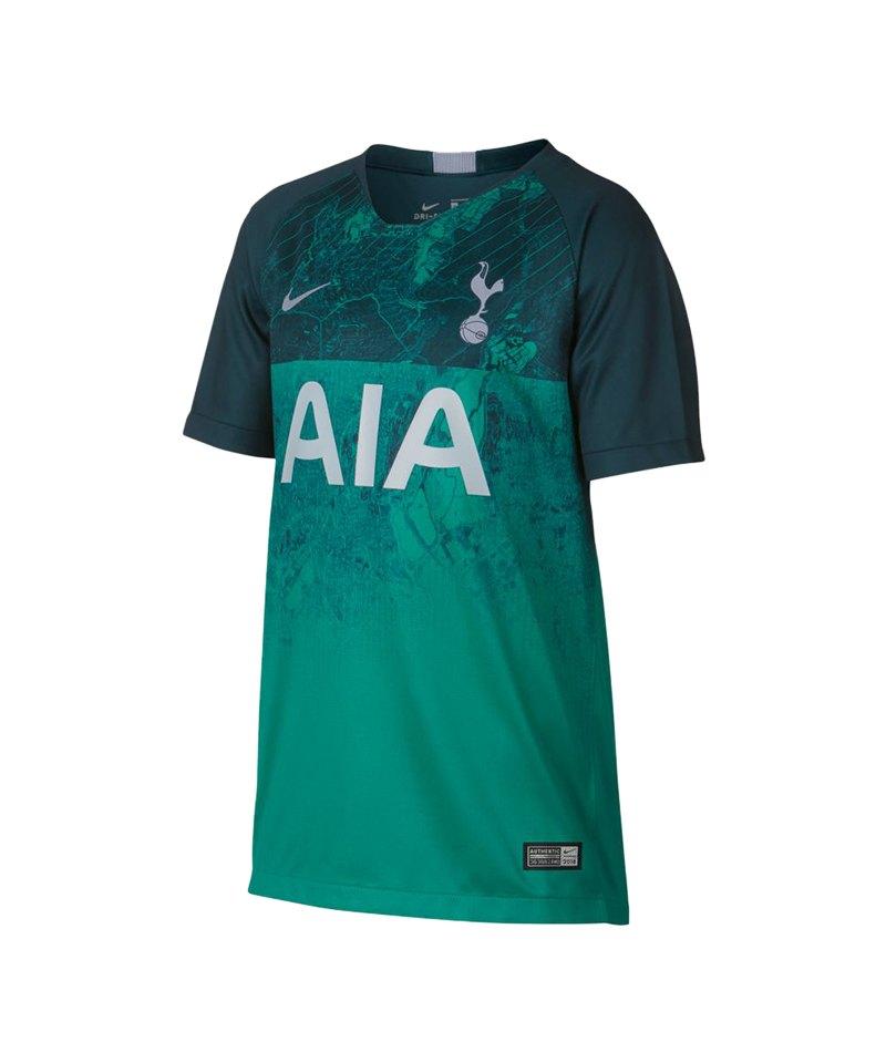 Nike Tottenham Hotspur Trikot UCL Kids 2018/2019 F371 - gruen