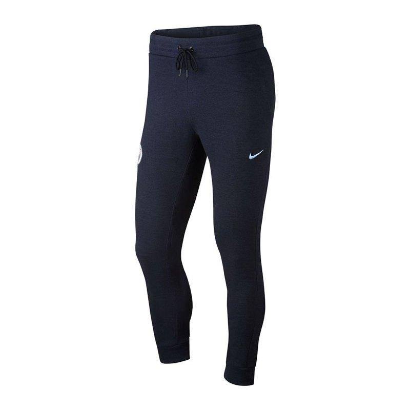 Nike Manchester City Optic Jogger Schwarz F010 - schwarz