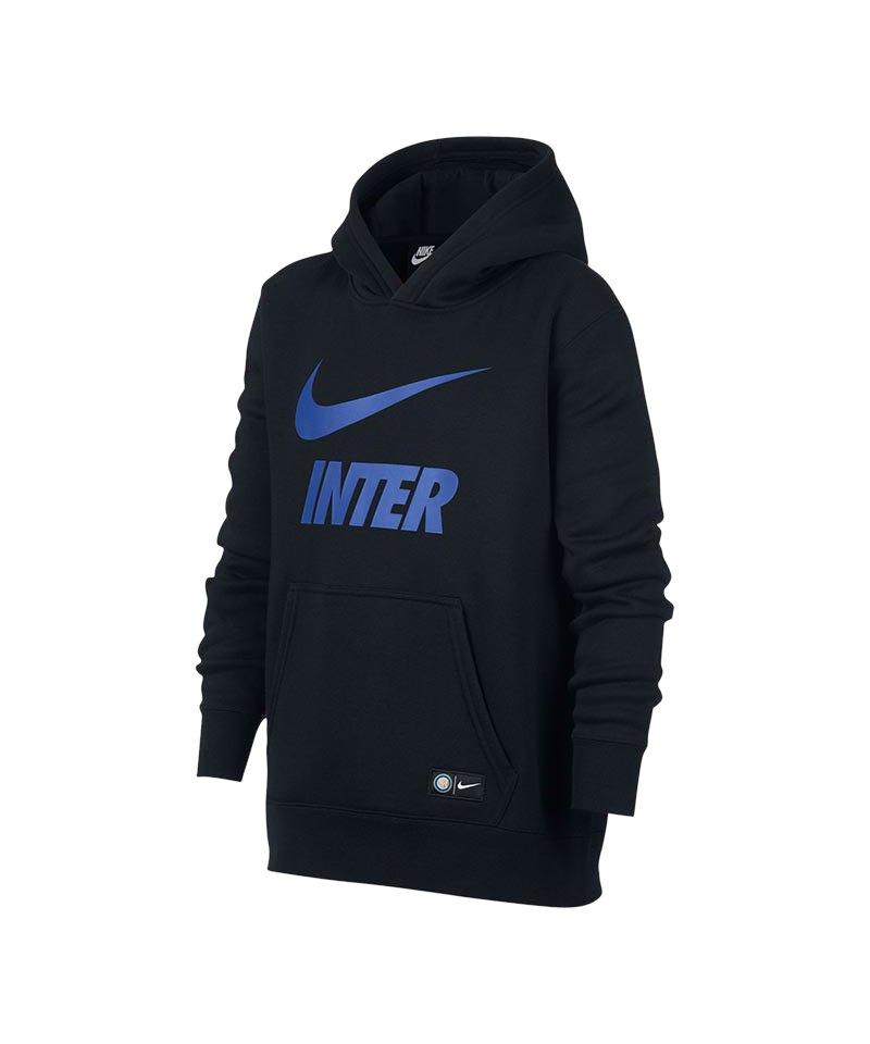 Nike Inter Mailand Kapuzensweatshirt Kids F010 - schwarz