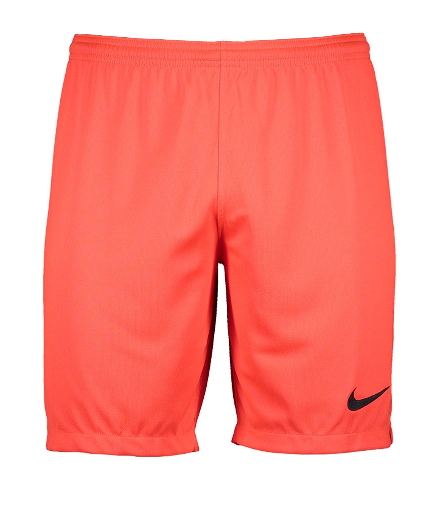 Nike Promo Torwartshort Rot F671 - rot