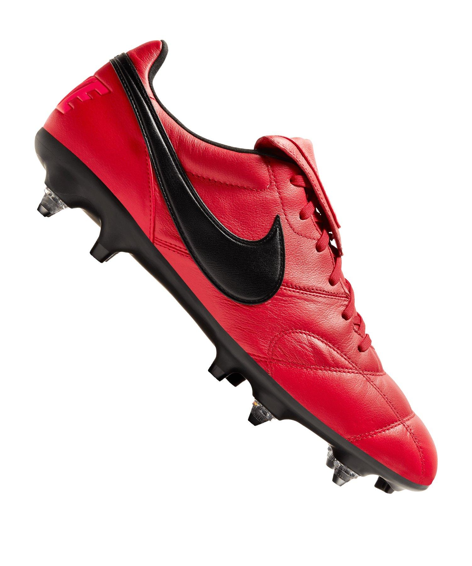 Nike The Nike Premier II SG-Pro Anti Clog Rot F616 - rot