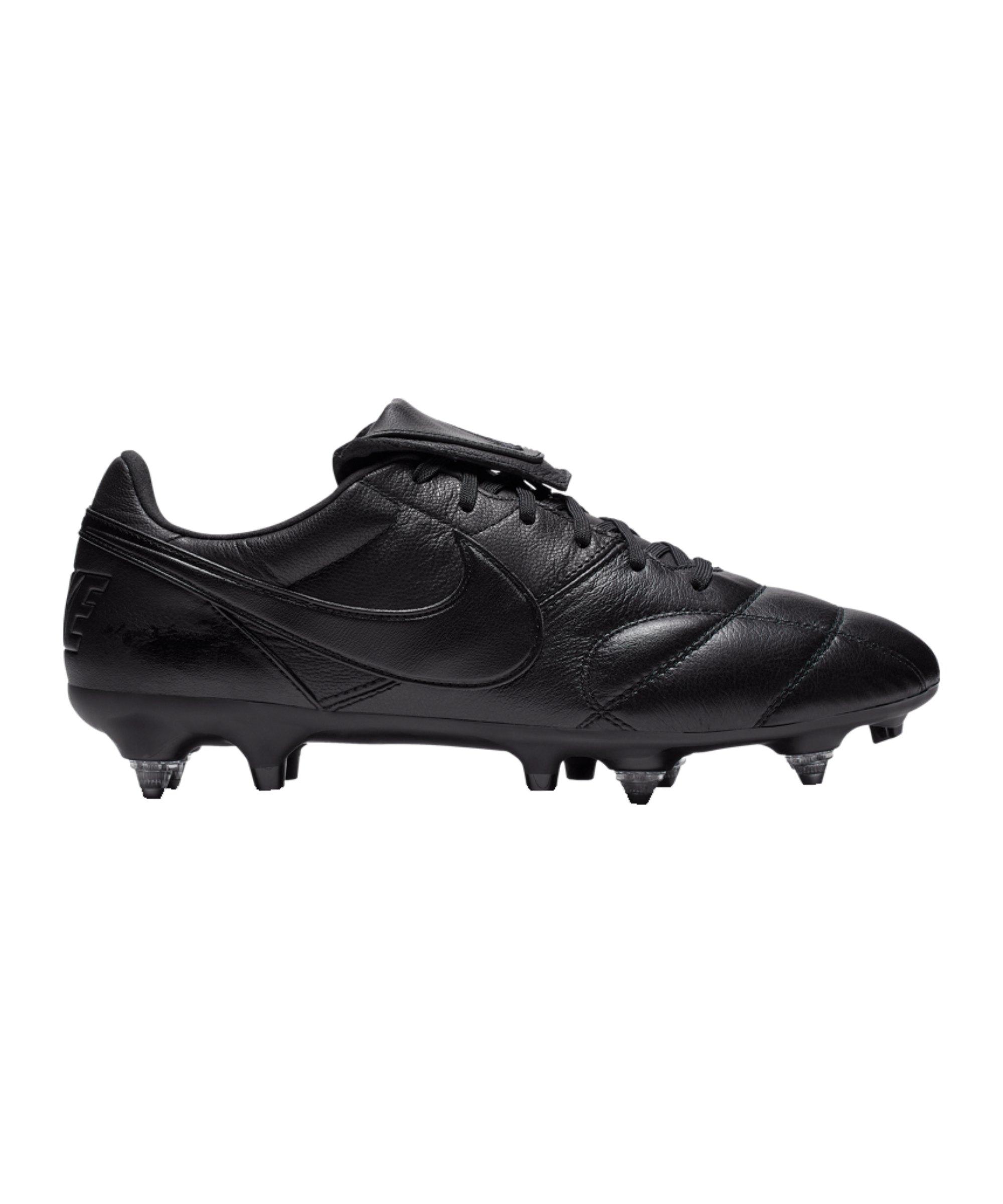 Nike The Premier II SG-Pro Anti Clog F002 - schwarz