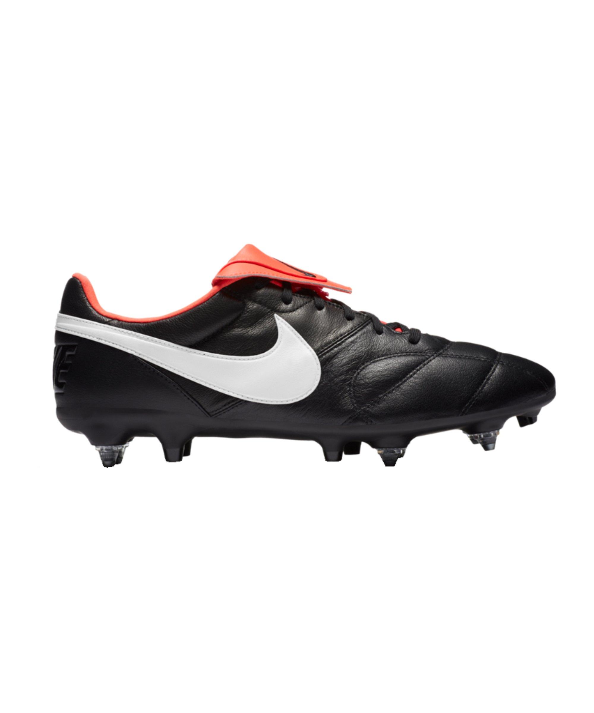 Nike The Premier II SG-Pro Anti Clog F016 - schwarz