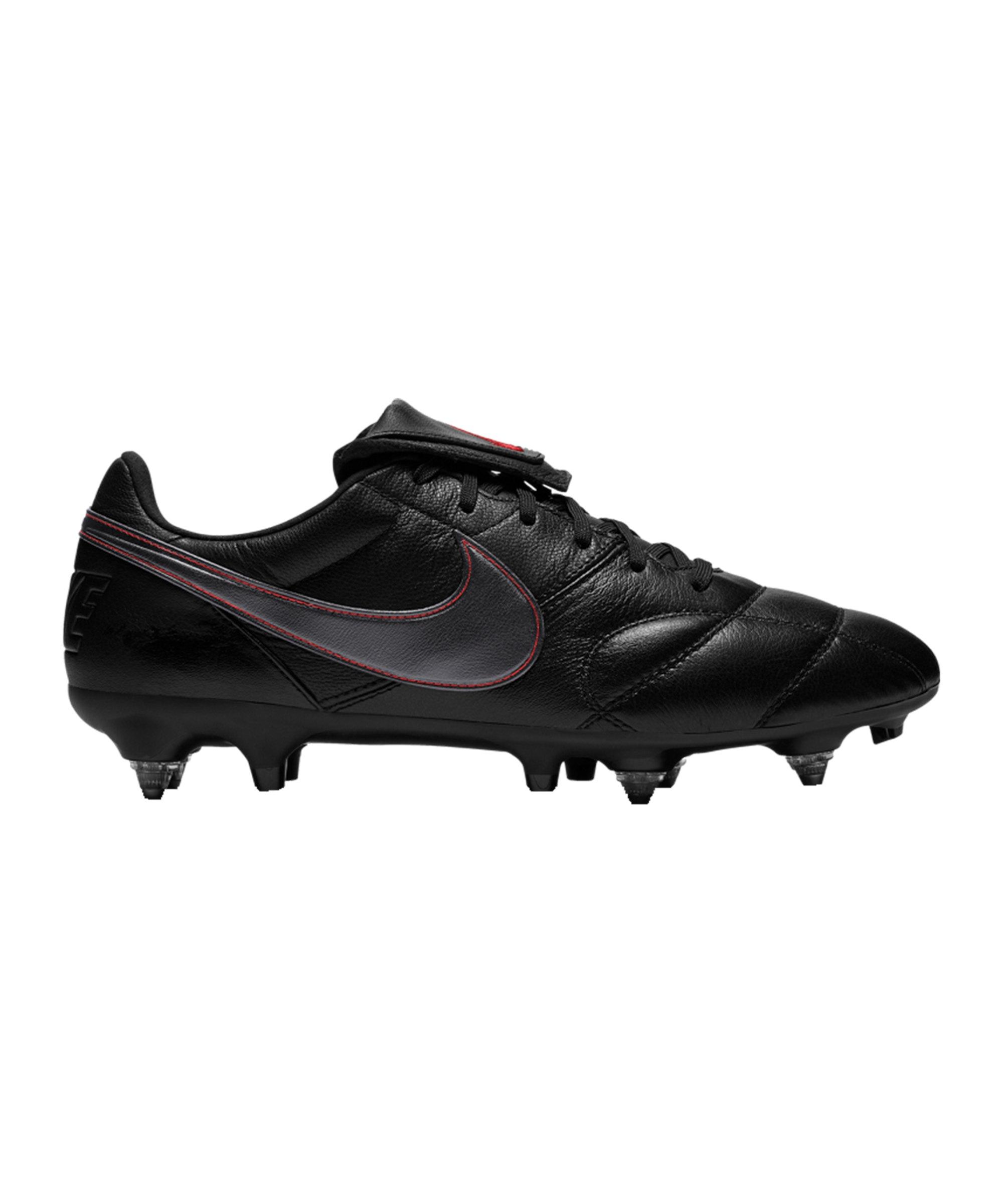 Nike The Premier II SG-Pro Anti Clog Schwarz F061 - schwarz