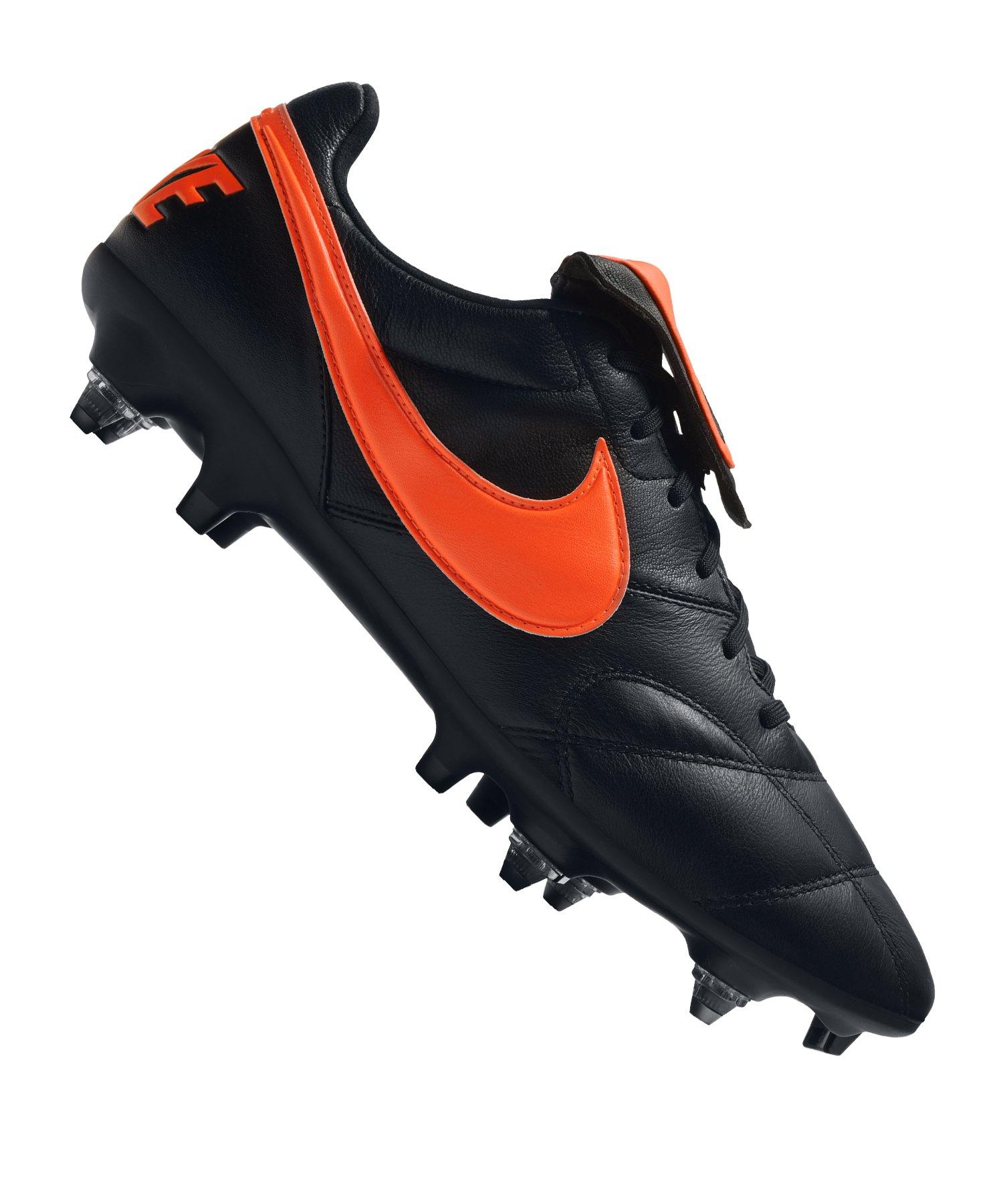 Nike The Premier II SG-Pro Anti Clog Schwarz F080 - schwarz