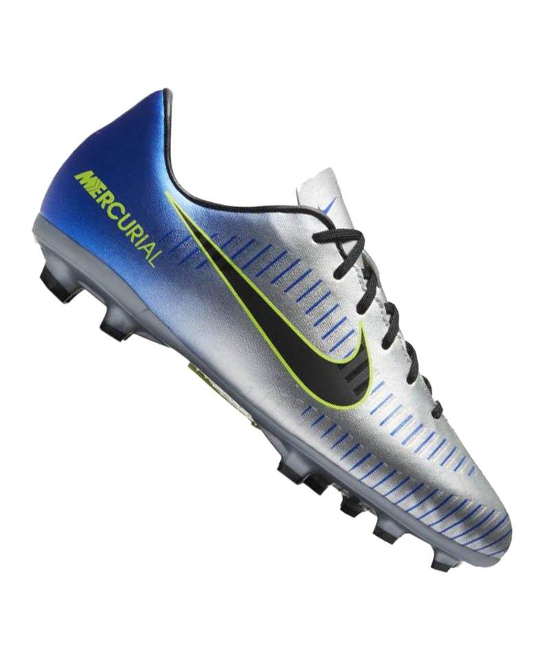 Nike Jr Mercurial Victory VI NJR FG Kids F407 - blau