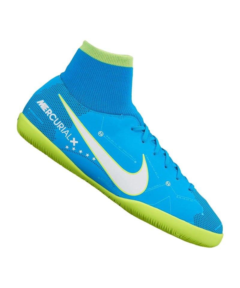 Nike IC Jr Mercurial X Victory VI NJR DF Kinder F400 - blau