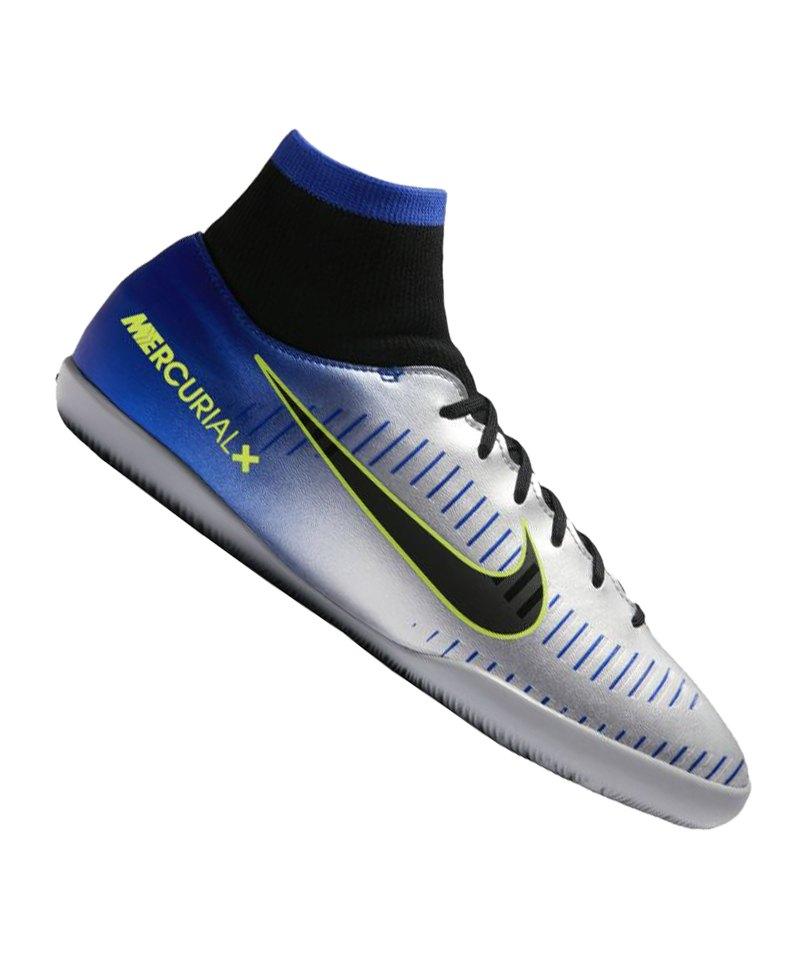 Nike Jr Mercurial X Victory VI NJR DF IC Kids F407 - blau