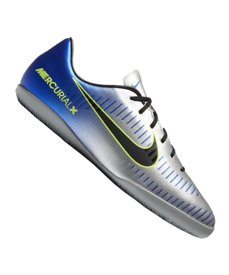 Nike Jr Mercurial X Victory VI NJR IC Kids F407 - blau