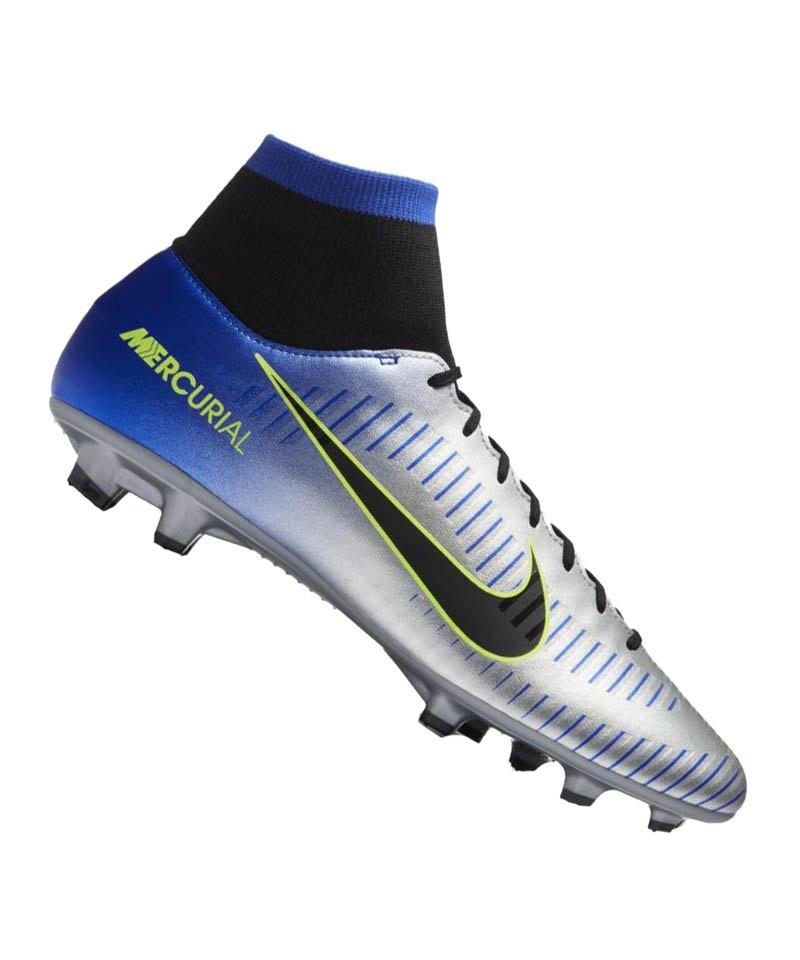 Nike Mercurial Victory VI NJR DF FG Blau F407 - blau