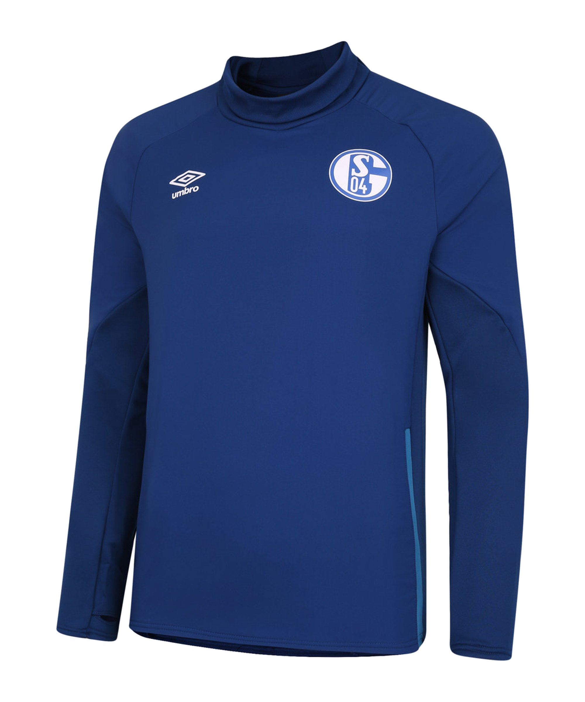 FC Schalke 04 Drill Top Blaue FJRE - blau