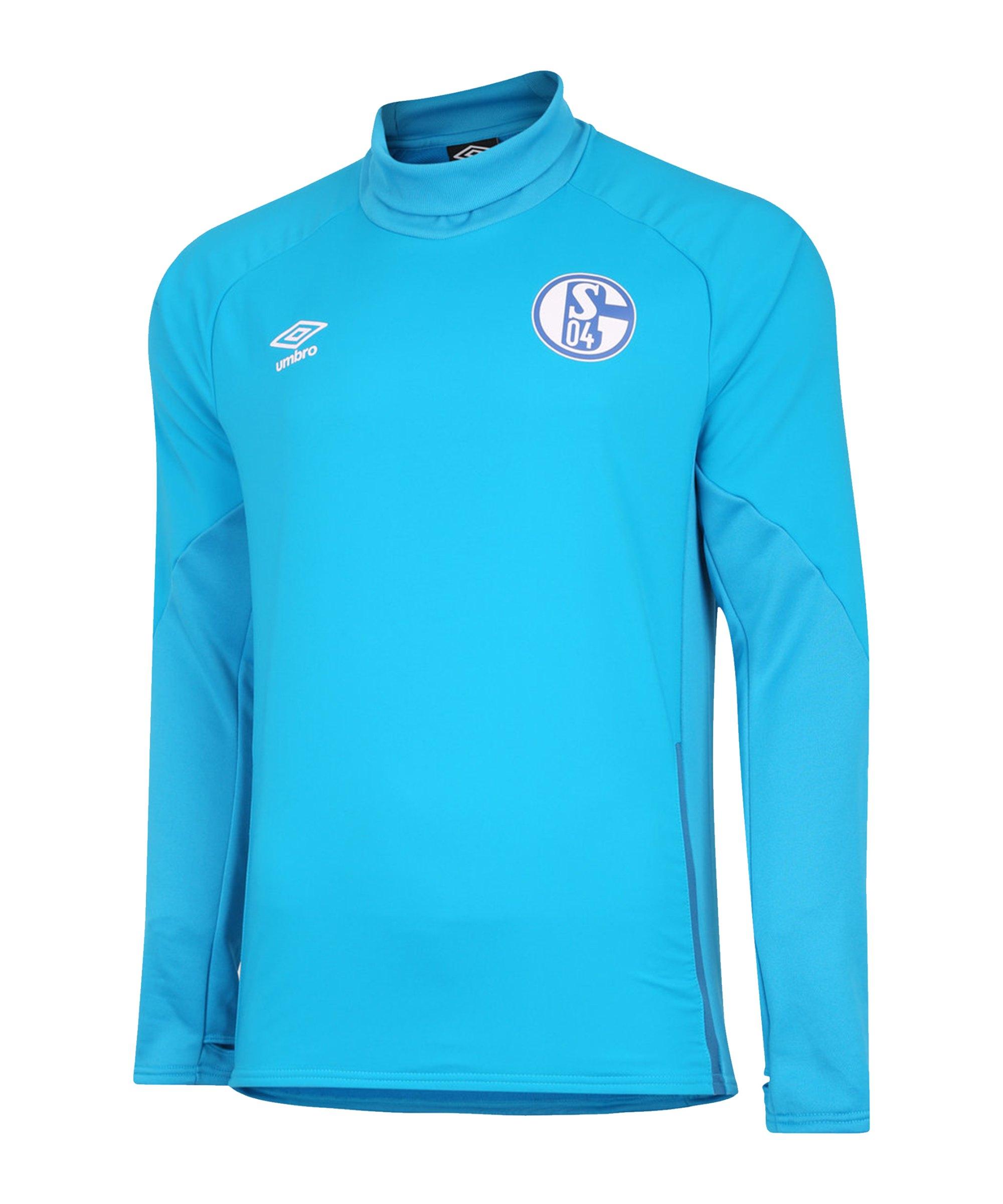 Umbro FC Schalke 04 Drill Top Blau FJRR - blau
