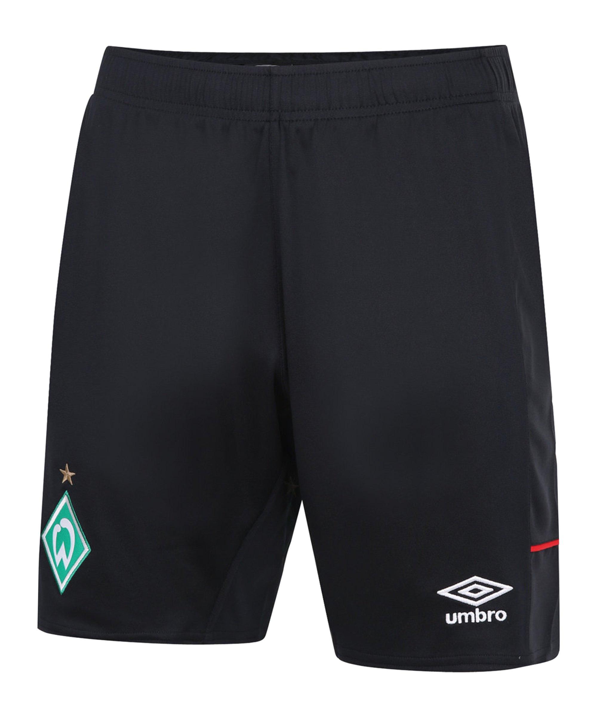 Umbro SV Werder Bremen Short 3rd 2020/2021 - schwarz