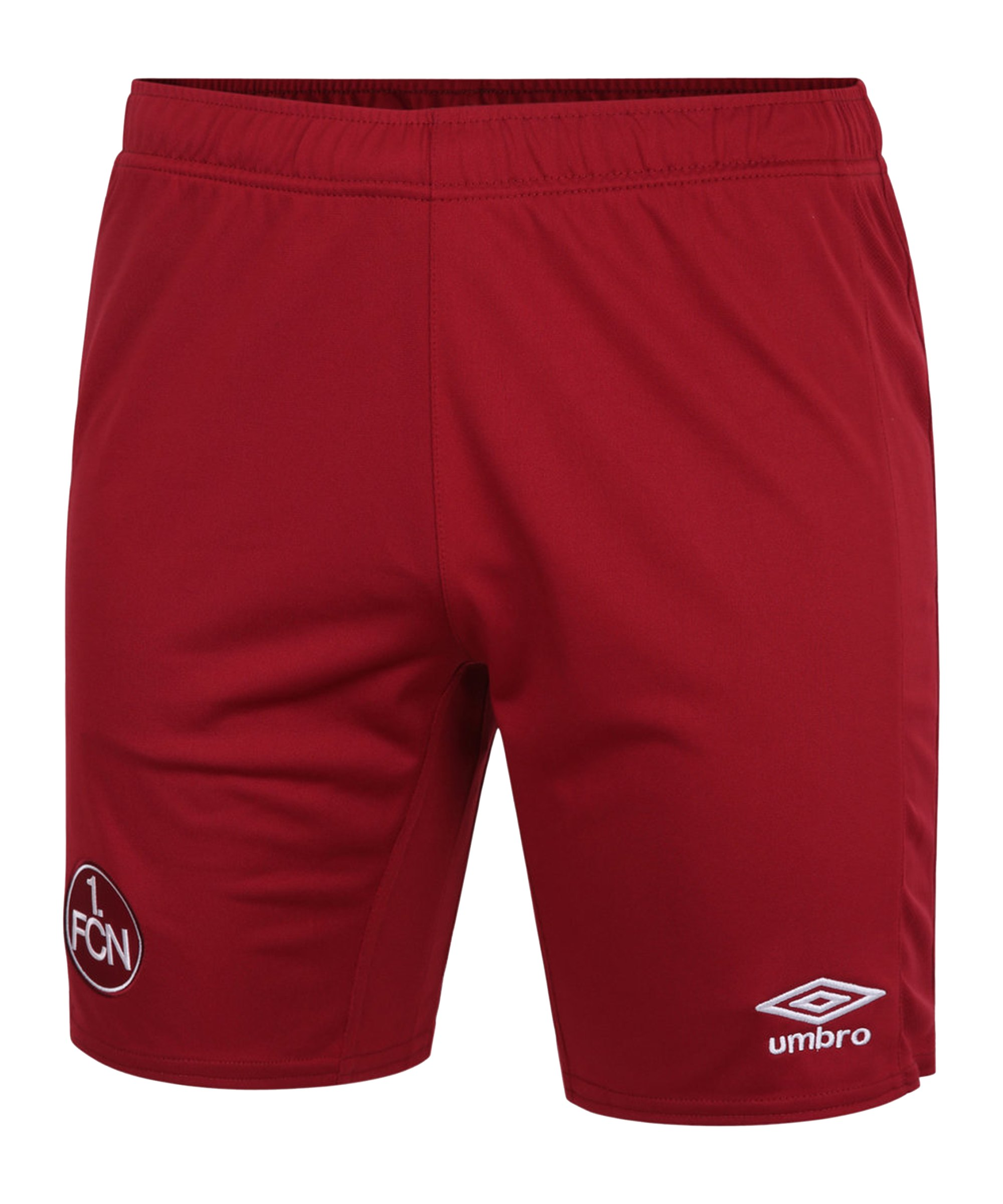 Umbro 1. FC Nürnberg Short Away 2020/2021 Rot - rot