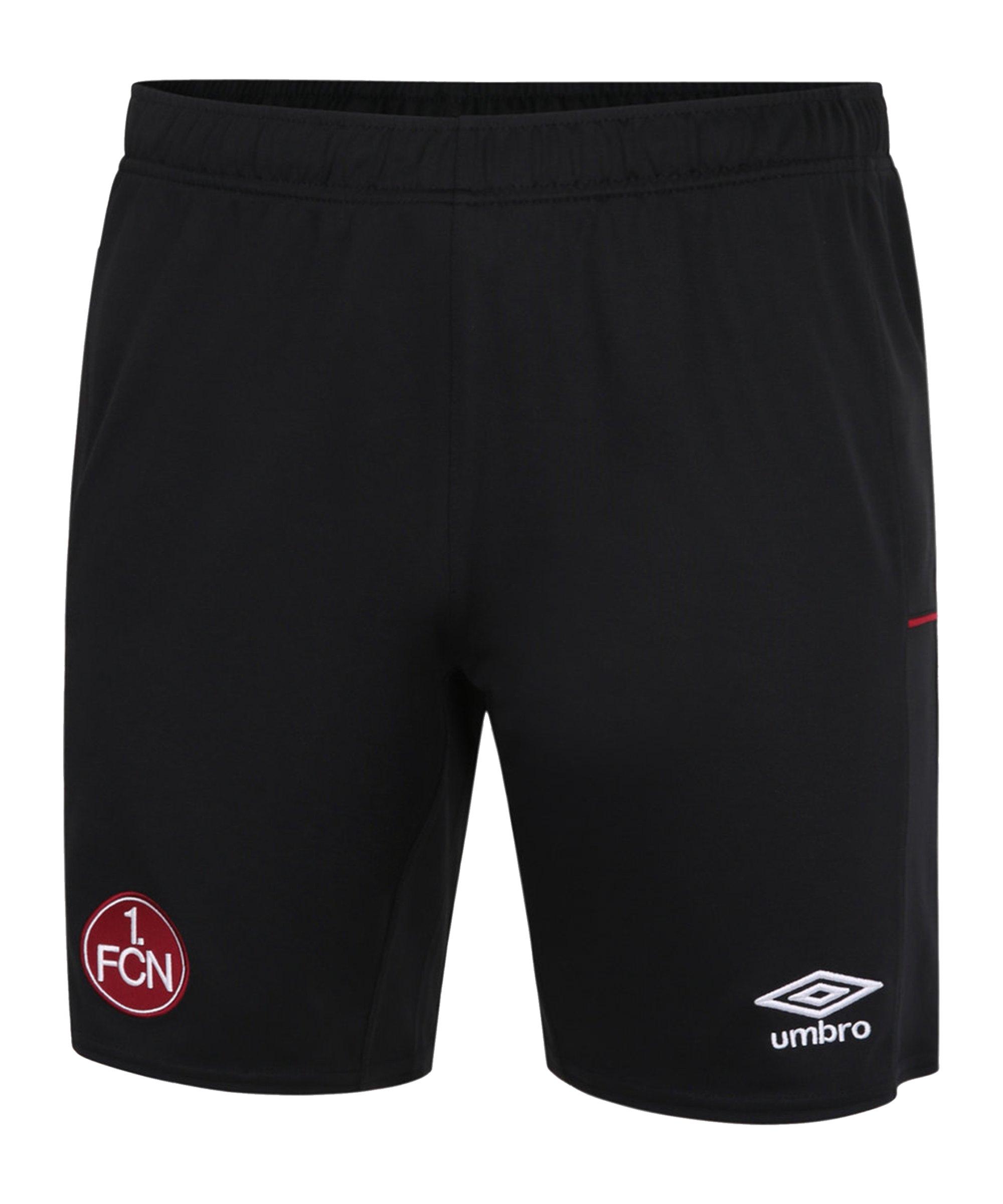 Umbro 1. FC Nürnberg Short 3rd Kids 2020/2021 - schwarz