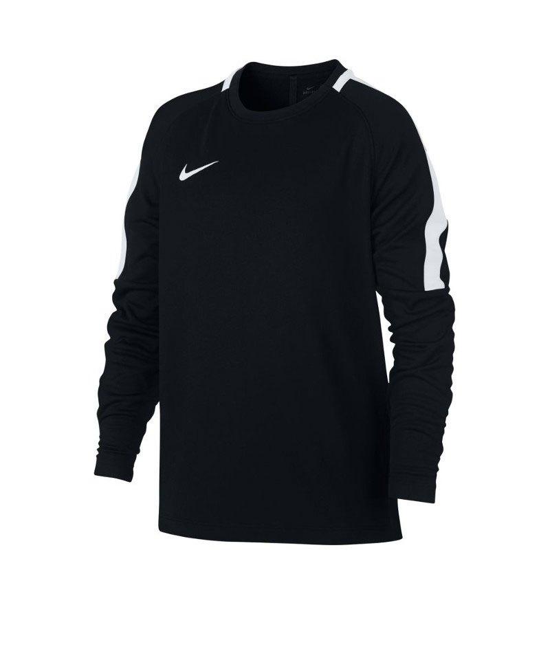 Nike Dry Academy Football Crew Top Kids F010 - schwarz