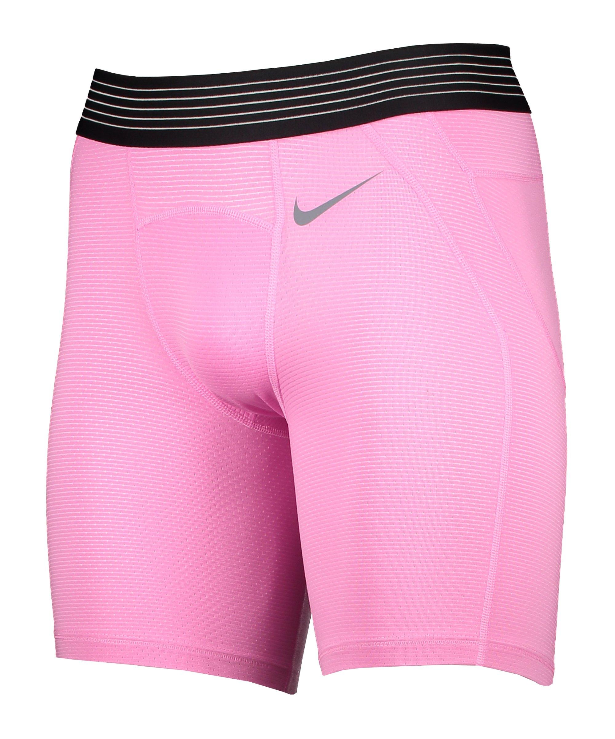 Nike Pro Hypercool Short 6in F627 - rosa