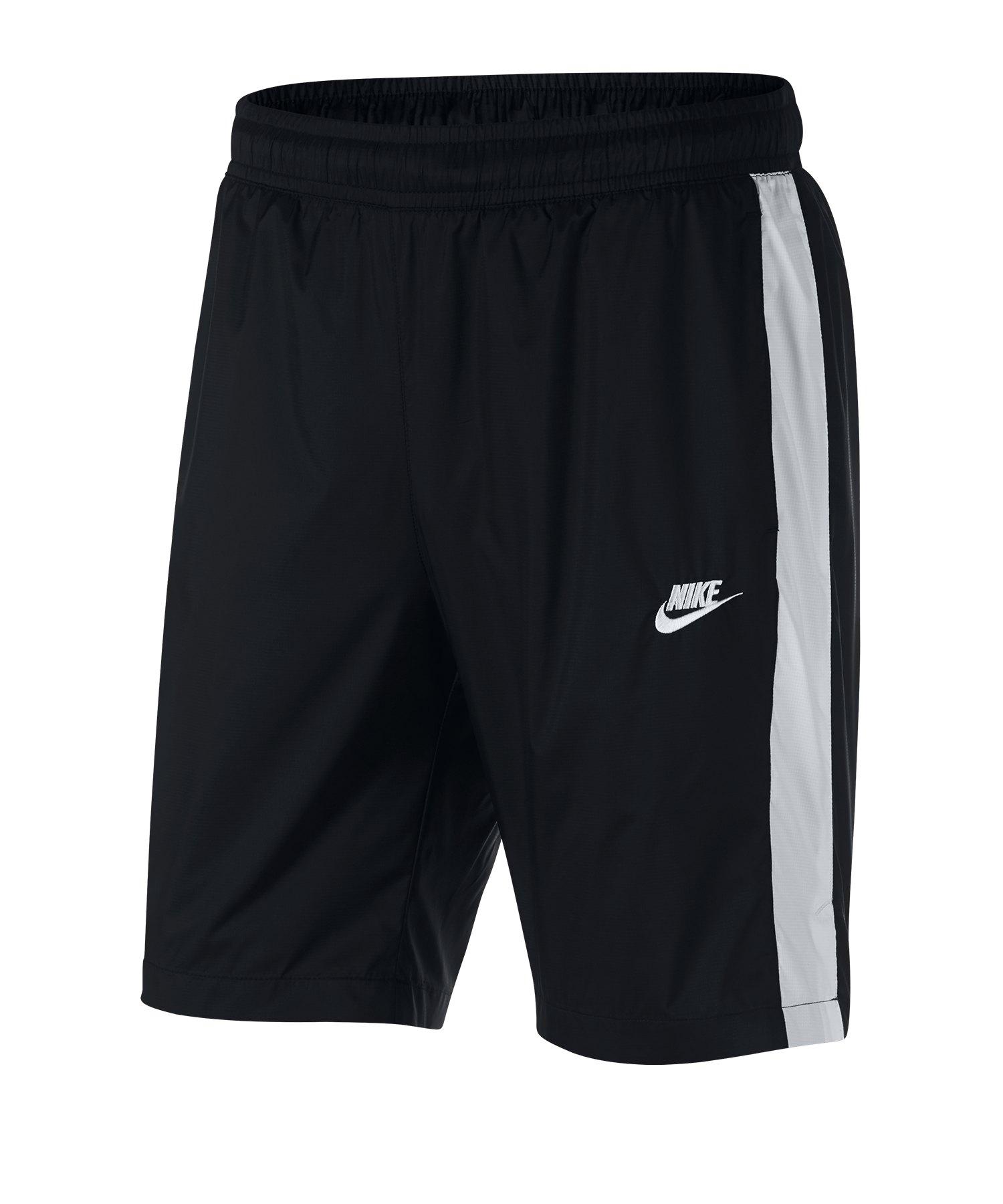 Nike Woven Core Short Schwarz F011 - schwarz