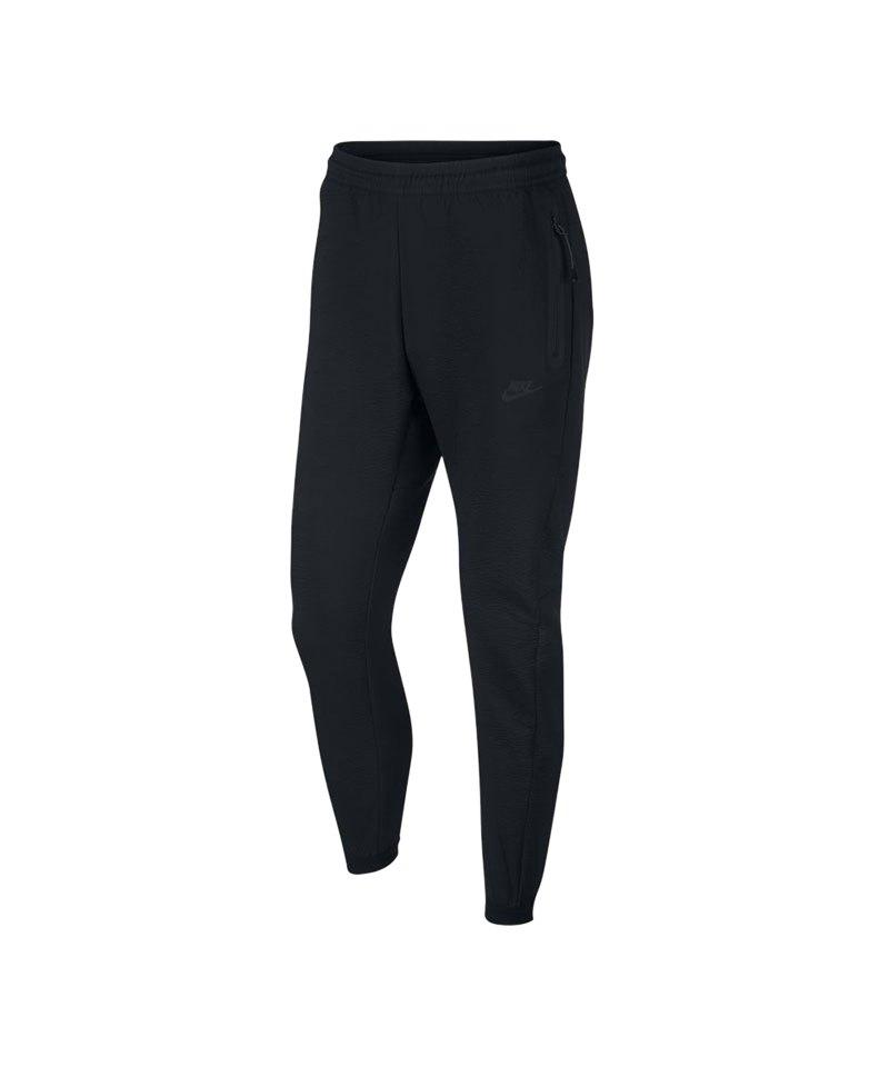 Nike Track Woven Hose Schwarz F010 - schwarz