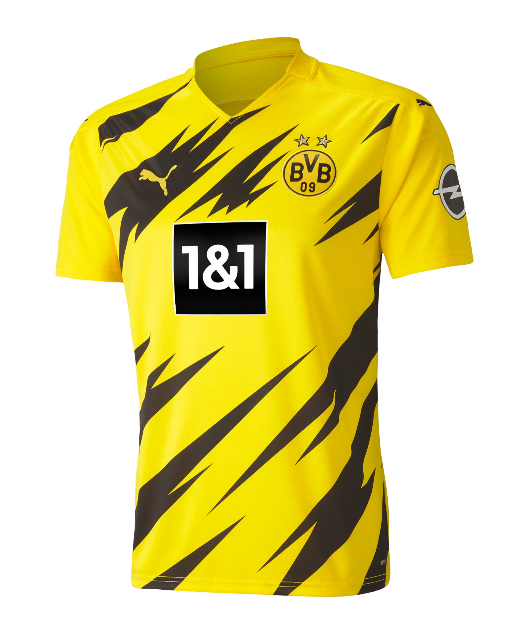 PUMA BVB Dortmund Trikot Home 2020/2021 Gelb F01 - gelb