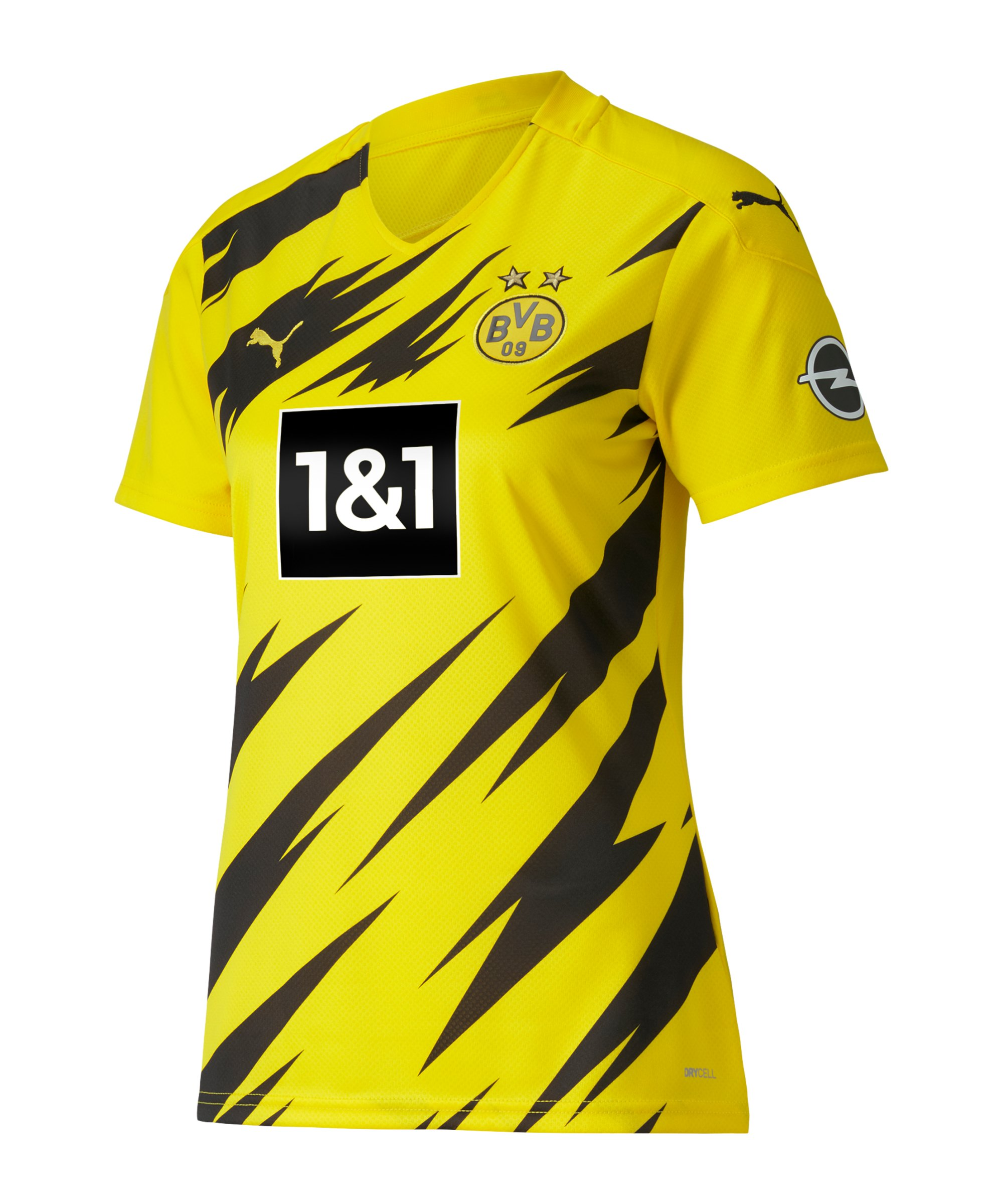PUMA BVB Dortmund Trikot Home 2020/2021 Damen Gelb F01 - gelb