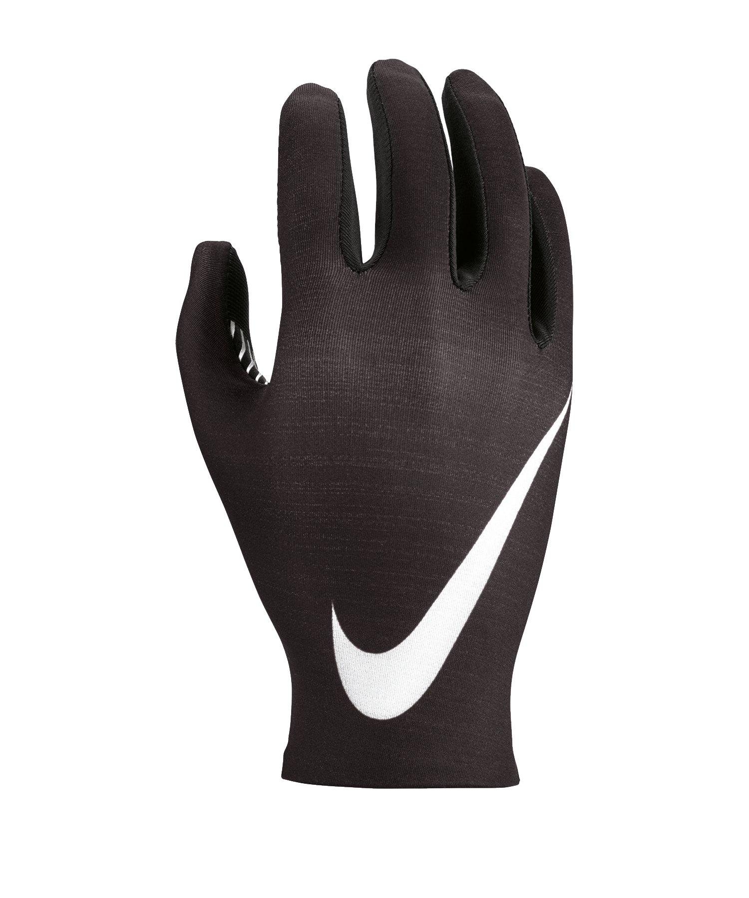 Nike Base Layer Handschuhe Running Damen F017 - schwarz