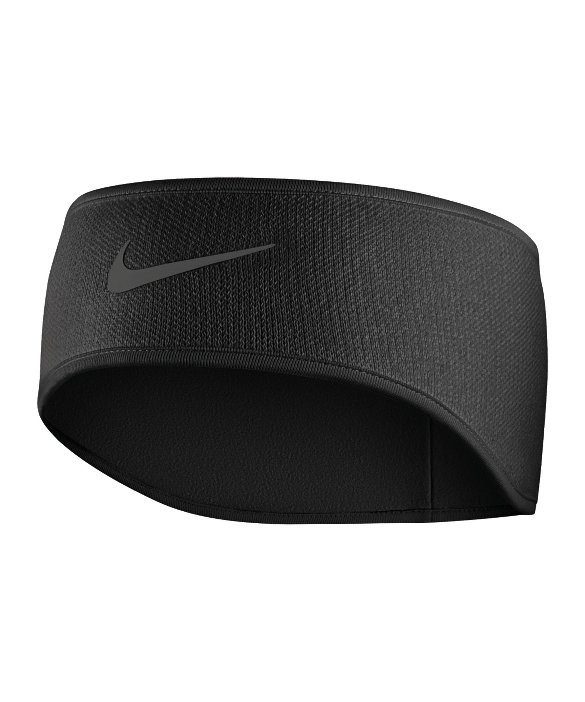 Nike Knit Stirnband Kids Schwarz F014 - schwarz
