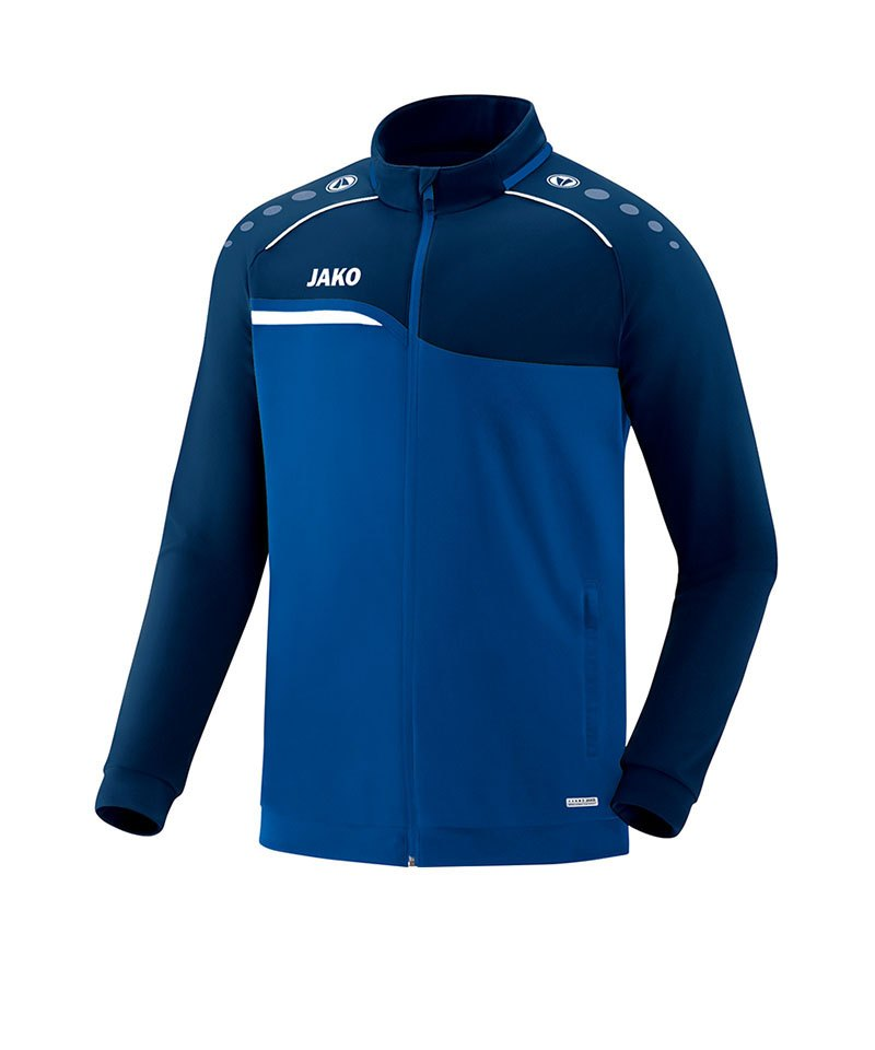 Jako Competition 2.0 Polyesterjacke Blau F49 - blau