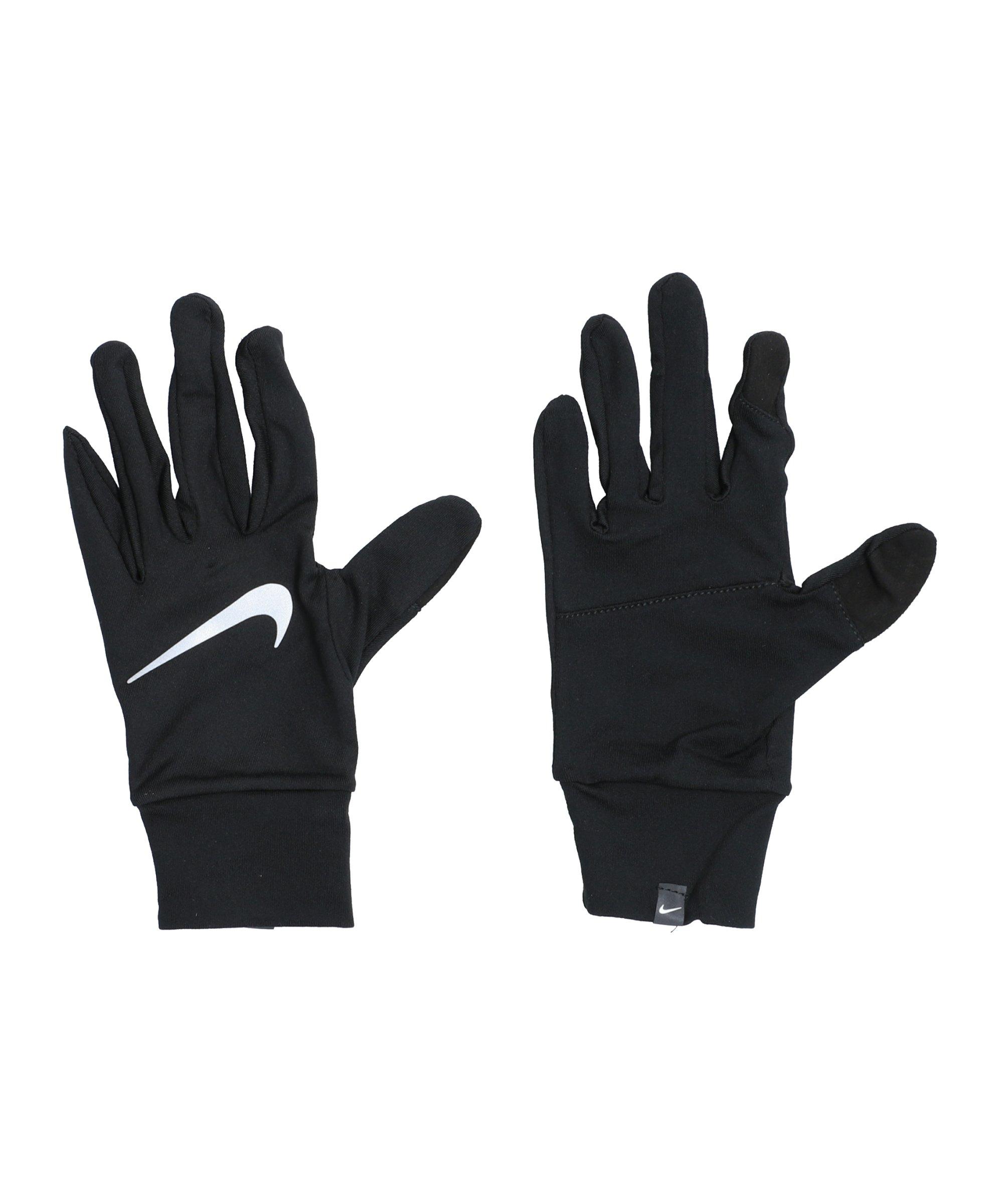 Nike Accelerate Handschuhe Running Damen F082 - schwarz