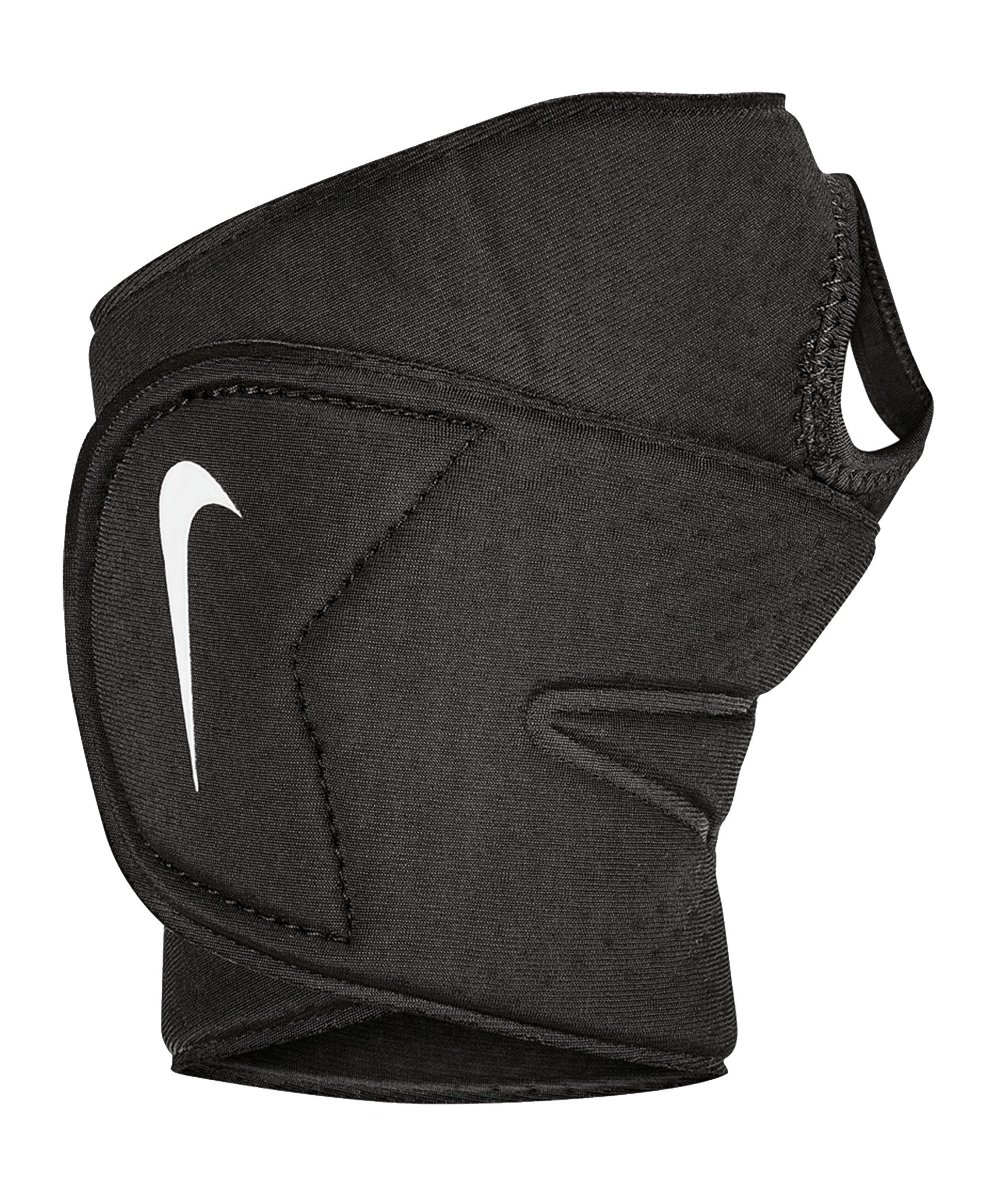 Nike Pro Wrist and Thumb Wrap 3.0 Schwarz F010 - schwarz