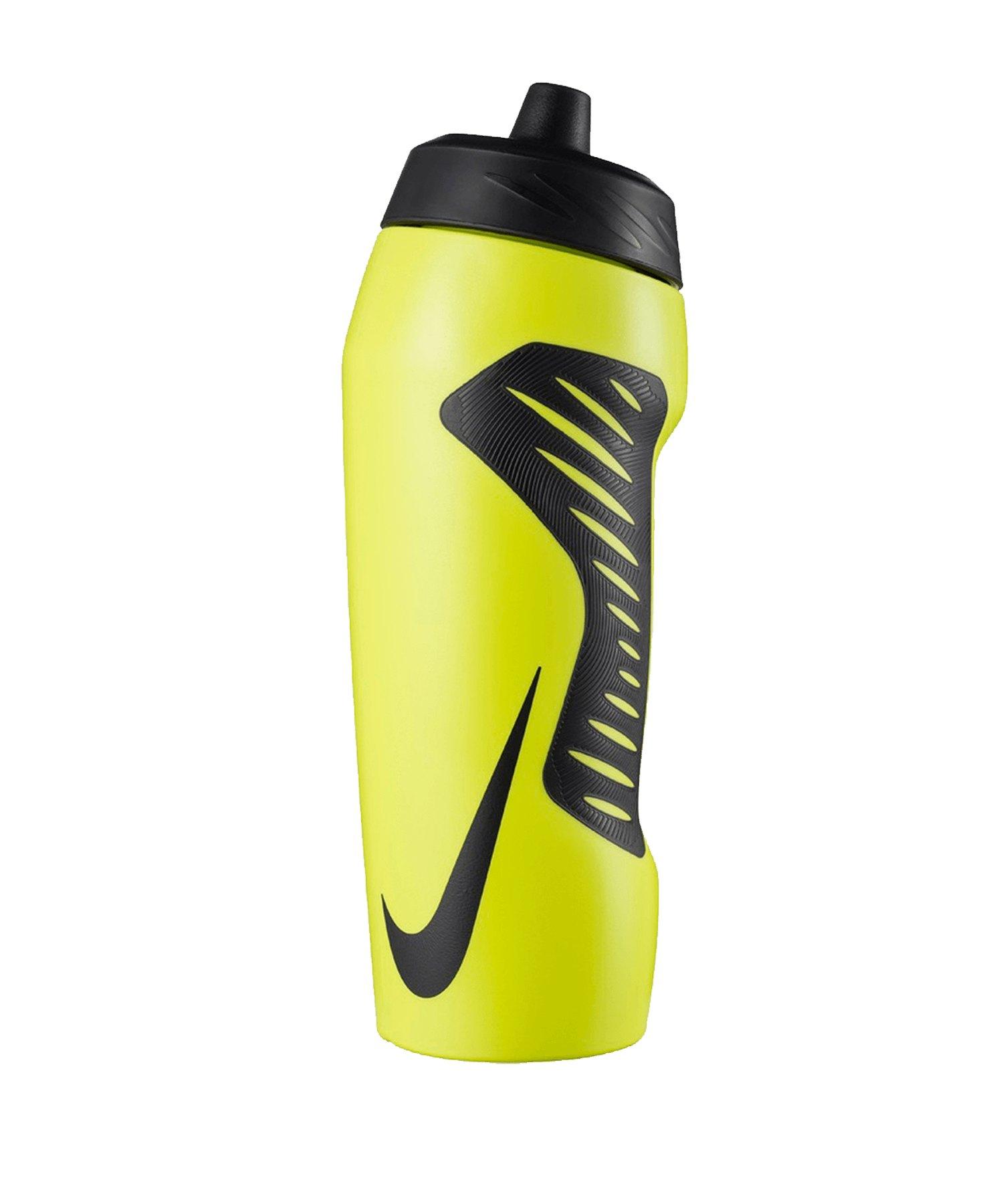 Nike Hyperfuel Wasserflasche 709ml Running F740 - gelb