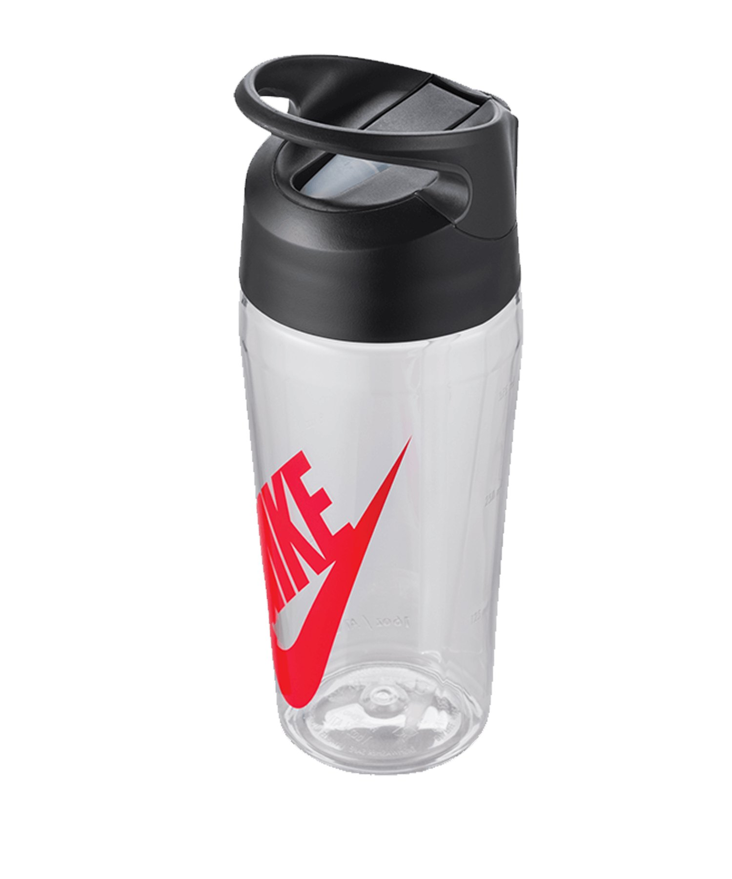 Nike TR Hypercharge Straw Bottle 16 OZ F984 - grau